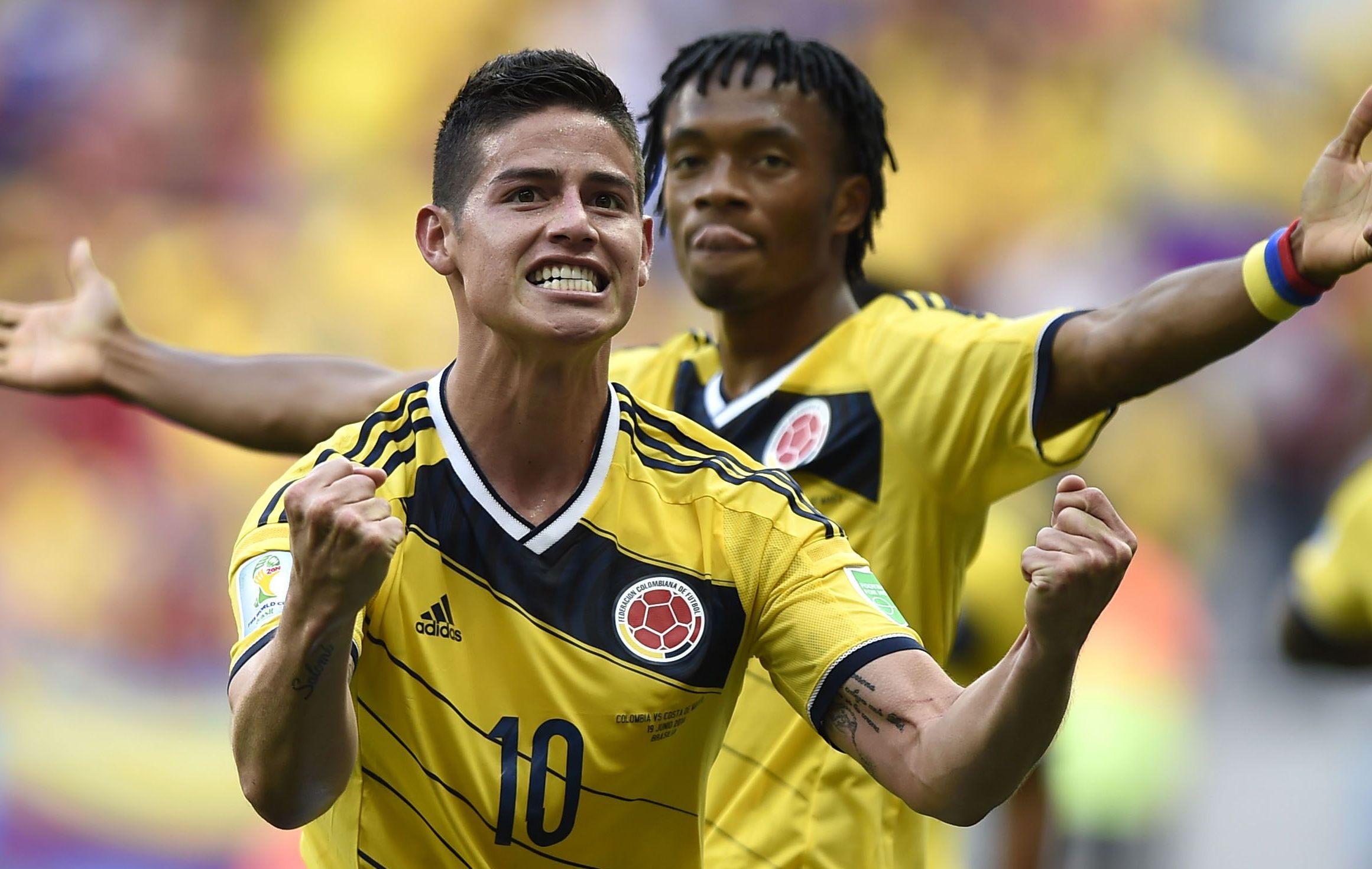 La colombie y est presque 2014 br sil coupe du monde football - Jeux de football coupe du monde 2014 ...