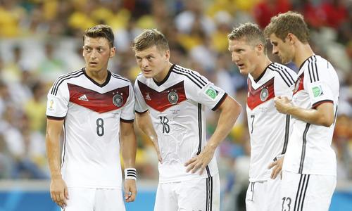 Les points n vralgiques de france allemagne 2014 br sil coupe du monde football - Classement coupe du monde 2014 ...