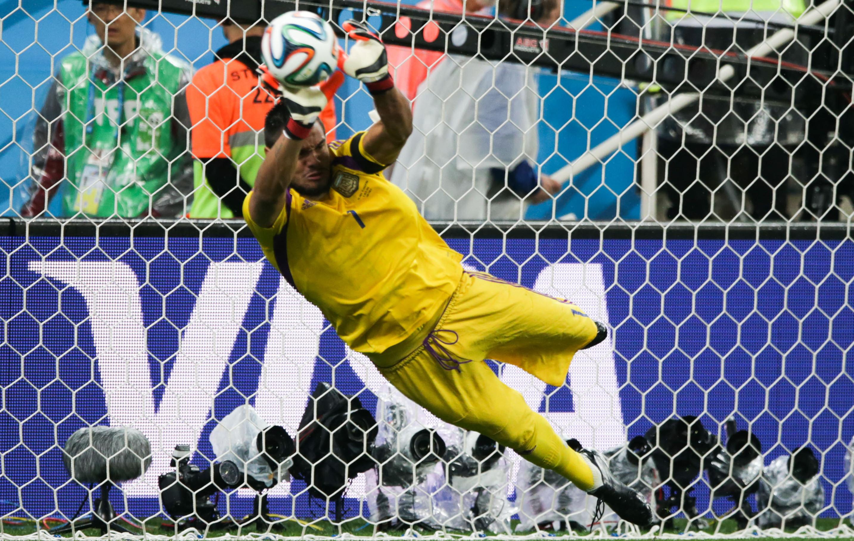 Sergio romero le h ros de l argentine 2014 br sil coupe du monde football - Jeux de football coupe du monde 2014 ...
