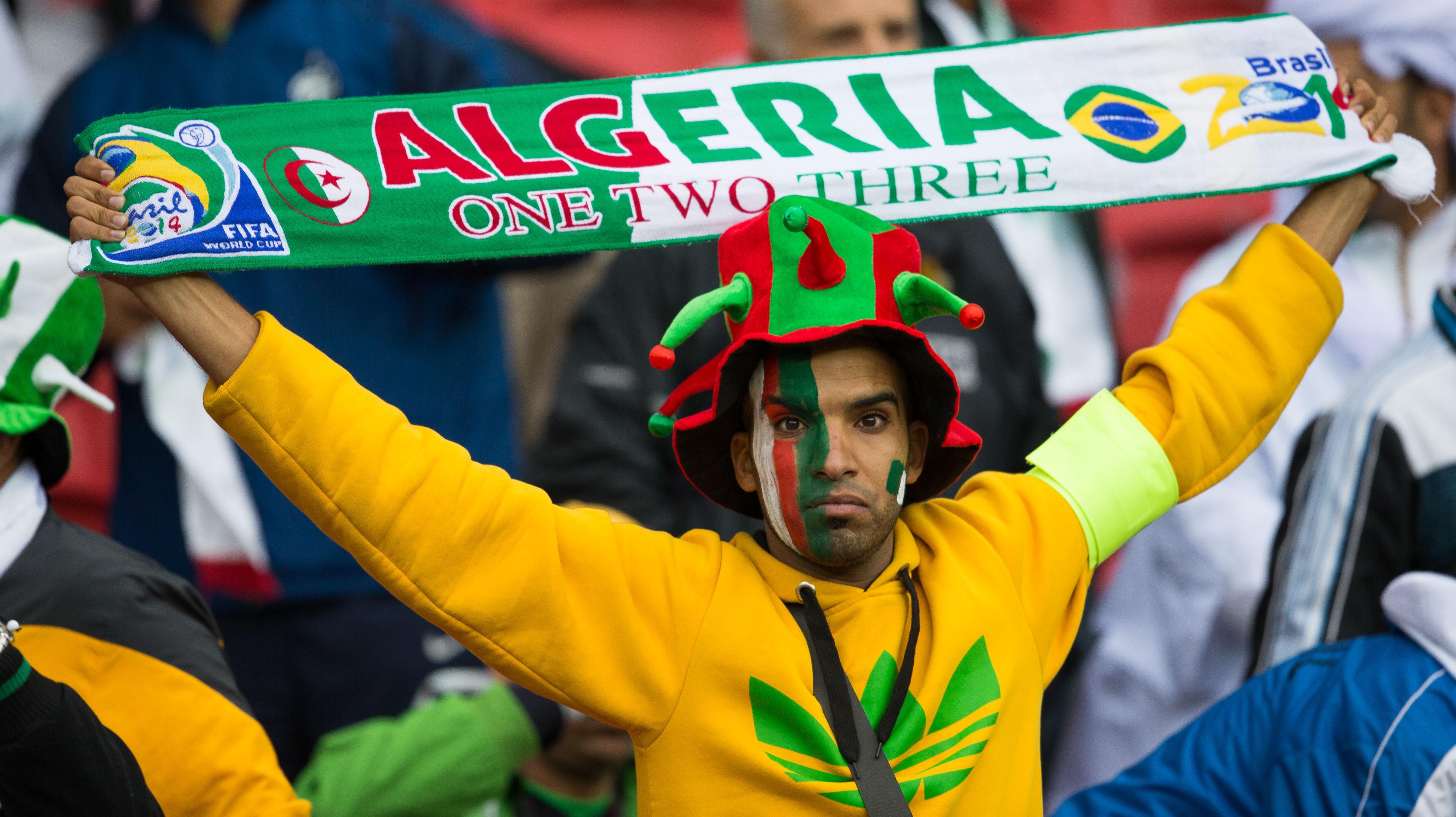 Suivez allemagne alg rie en direct sur twitter 2014 - Algerie allemagne coupe du monde 2014 ...