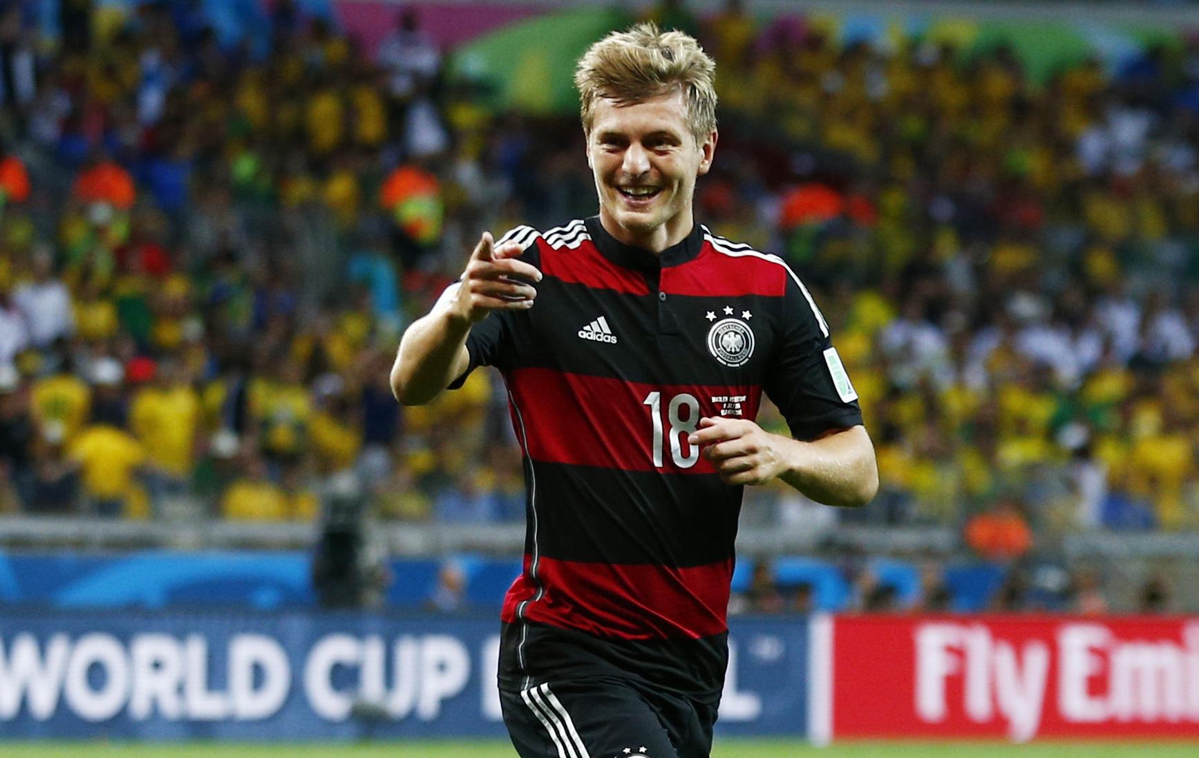 Toni kroos le chainon manquant 2014 br sil coupe du - Coupe du monde 2014 bresil allemagne ...