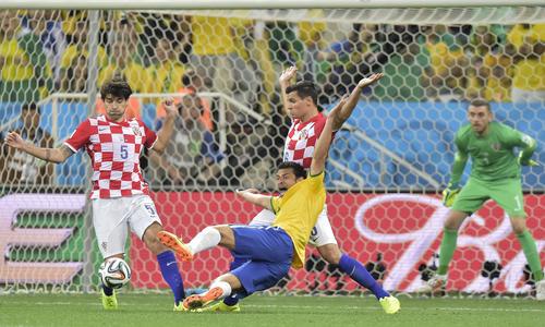 Une pol mique pour d marrer 2014 br sil coupe du monde football - Coupe du monde du bresil ...
