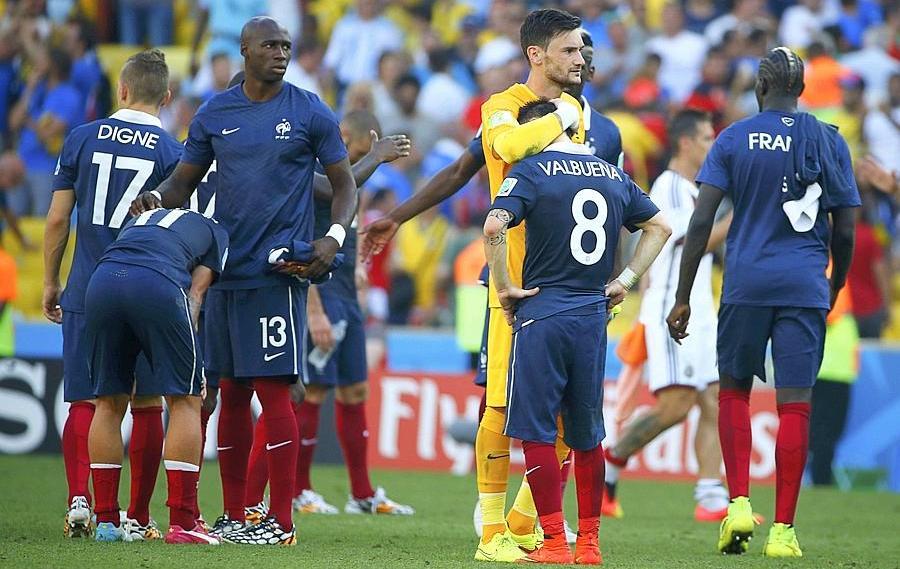 Des bleus entre d ception et esp rance equipe de france 2014 br sil coupe du monde football - Jeux de football coupe du monde 2014 ...