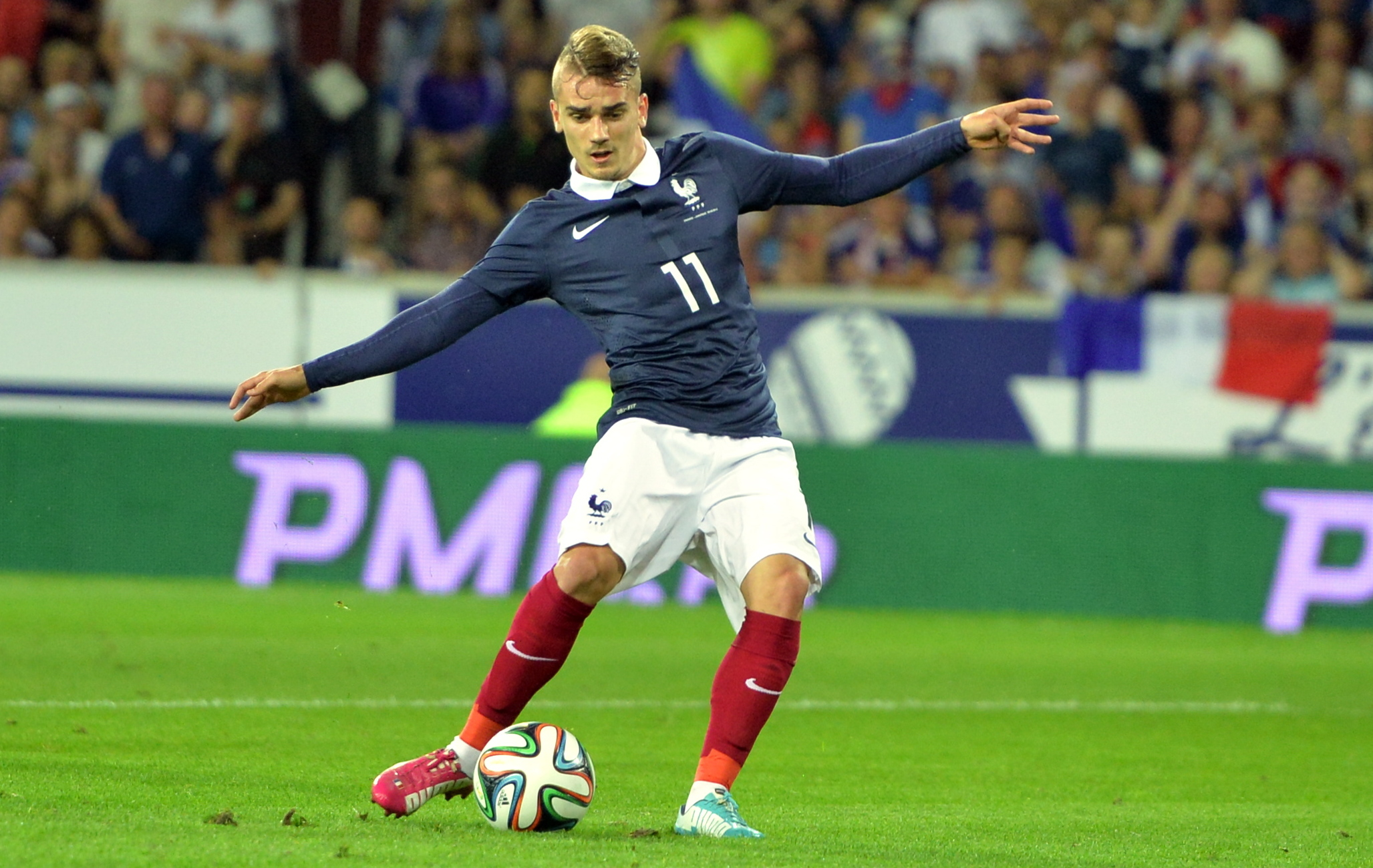 La pr f rence griezmann equipe de france 2014 br sil coupe du monde football - Coupe de france 2014 foot ...
