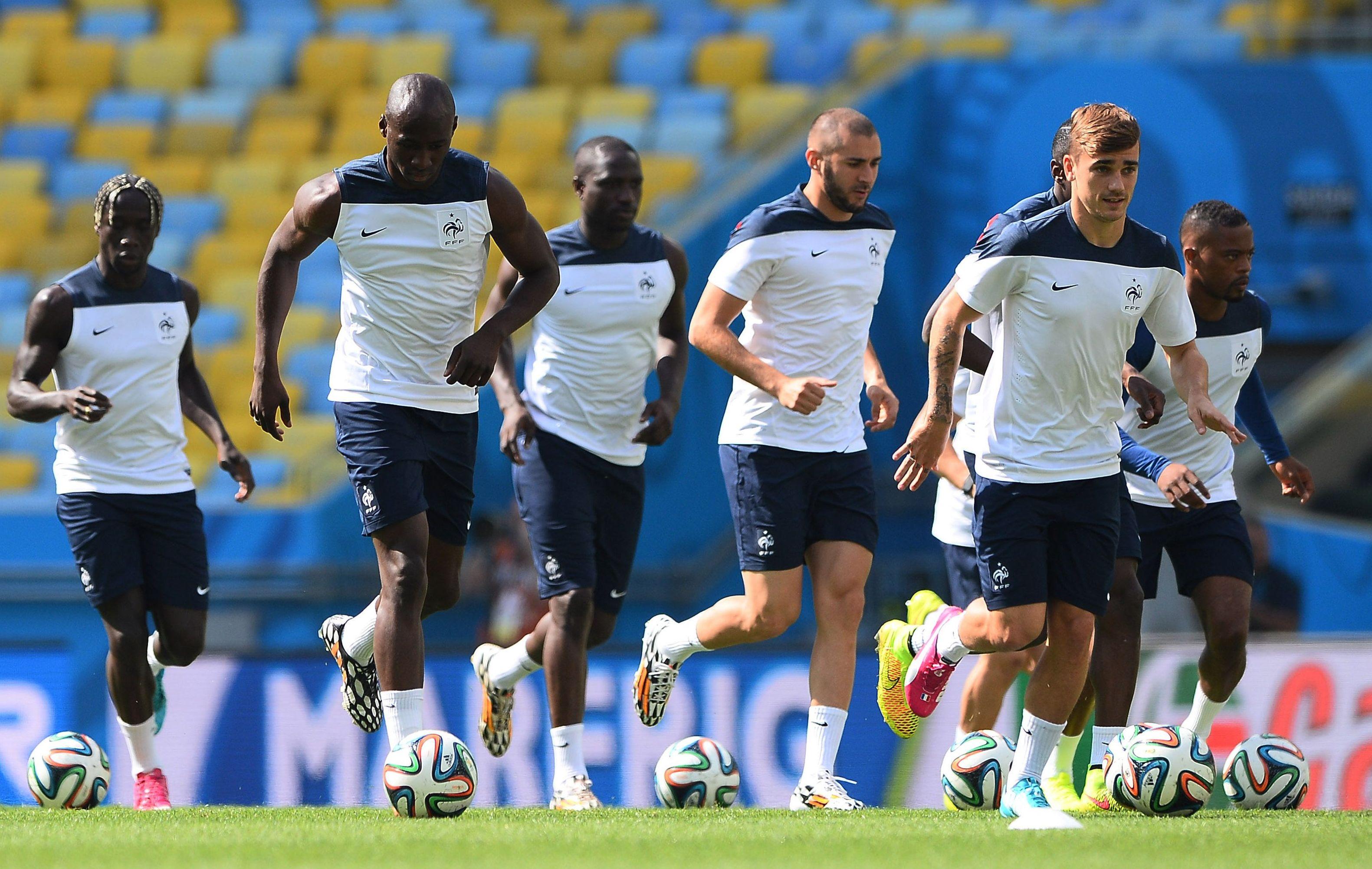 Le myst re demeure presque entier equipe de france 2014 br sil coupe du monde football - Jeux de football coupe du monde 2014 ...