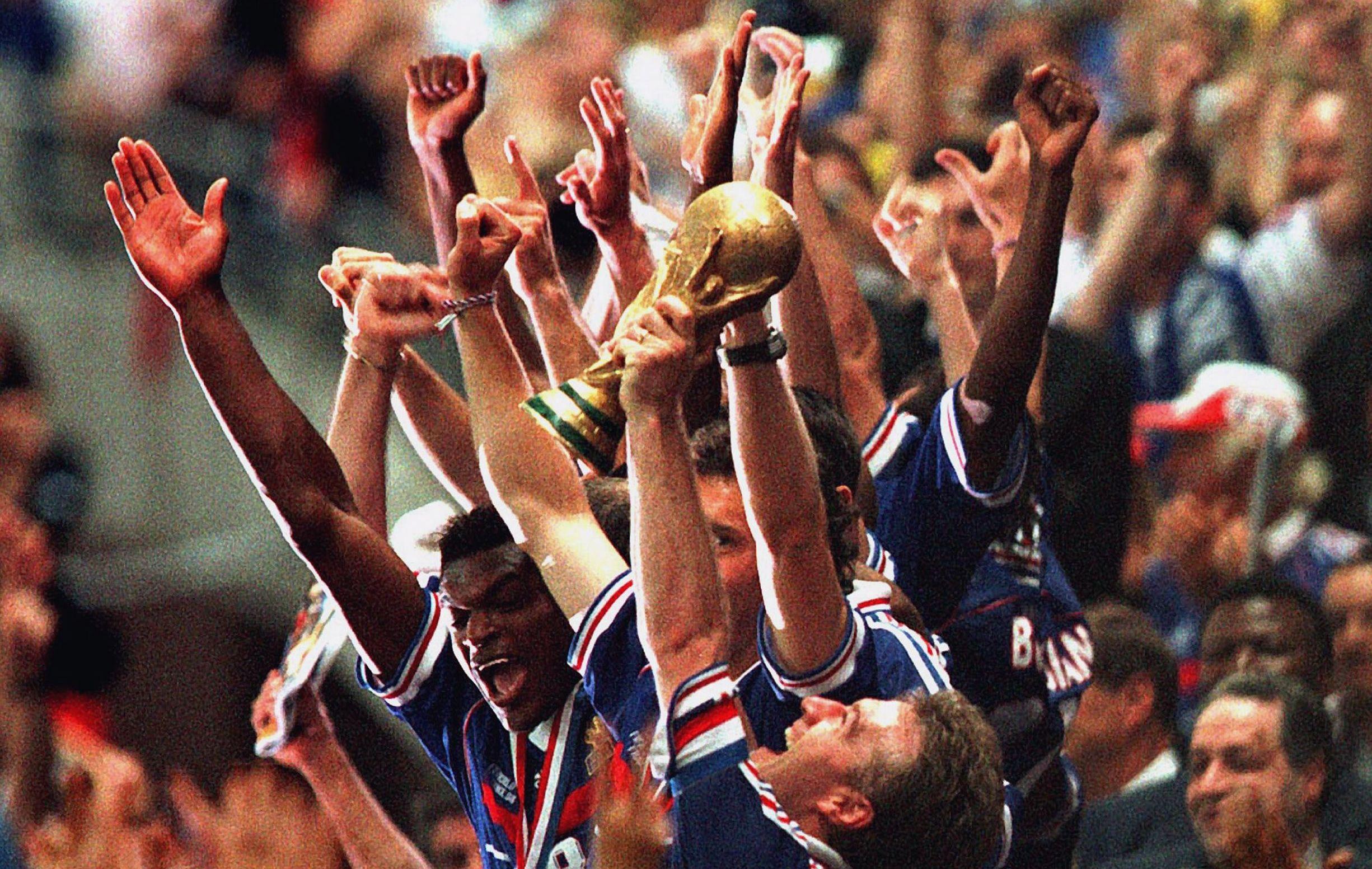 Le parcours des bleus en coupe du monde equipe de france 2014 br sil coupe du monde football - Resultats coupe du monde handball ...