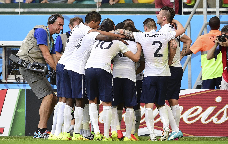 Les bleus ne veulent pas en rajouter equipe de france 2014 br sil coupe du monde football - Coupe du monde du bresil ...