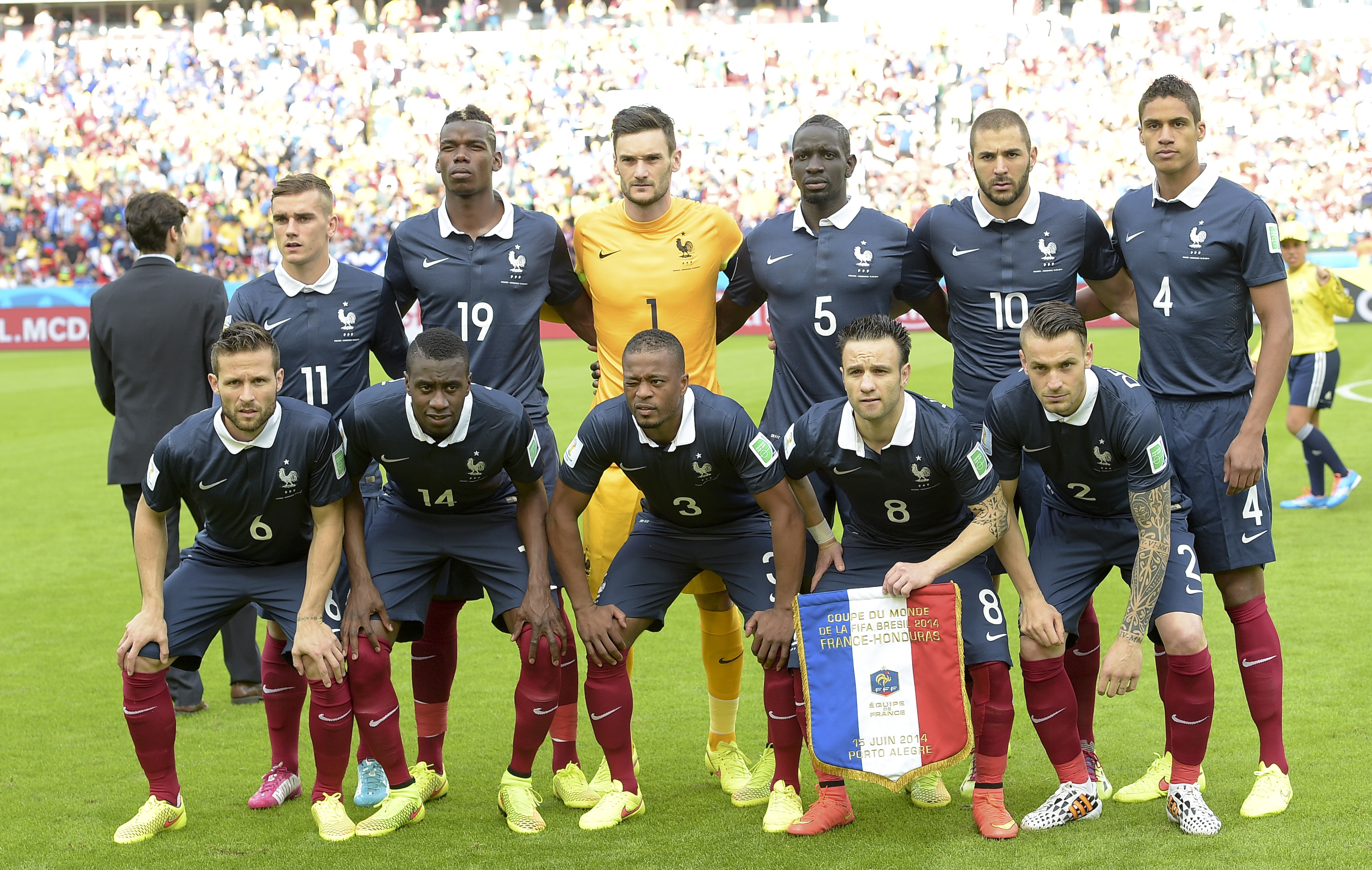 Marseillaise sakho d nonce un manque de respect equipe de france 2014 br sil coupe du - Classement equipe de france coupe du monde 2014 ...