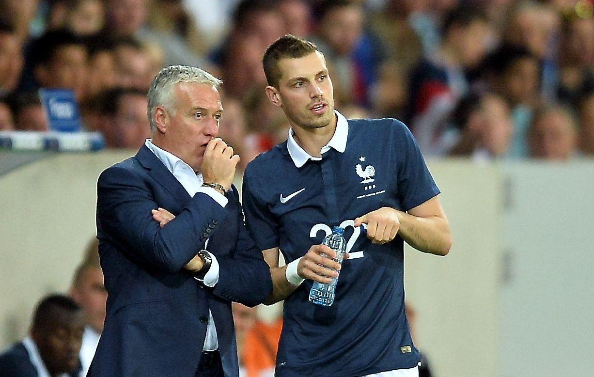 Schneiderlin la surprise du chef equipe de france 2014 br sil coupe du monde football - Coupe du monde du bresil ...