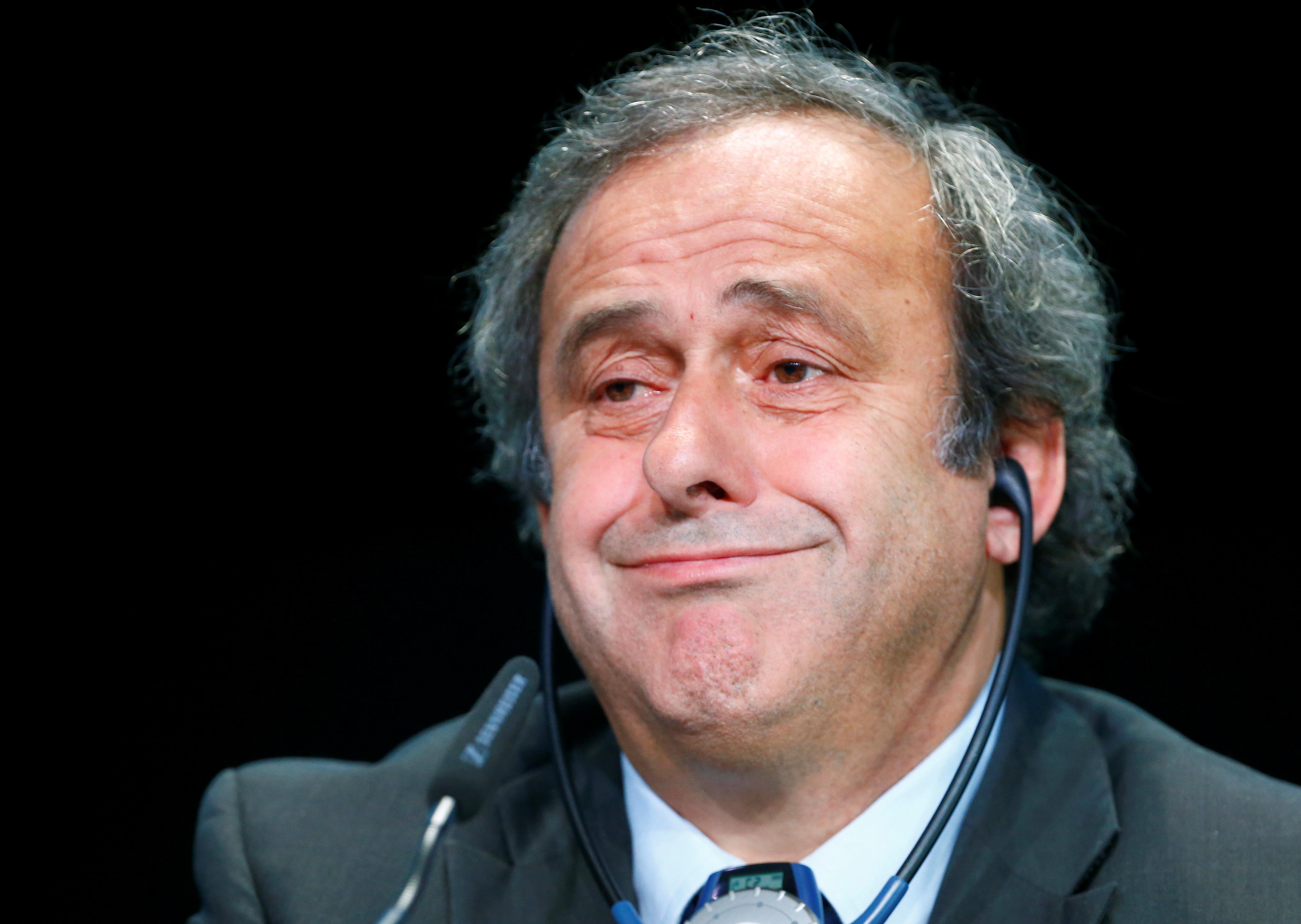 Football - Coupe du monde - Attribution du mondial 2022 au Qatar: Platini placé en garde à vue