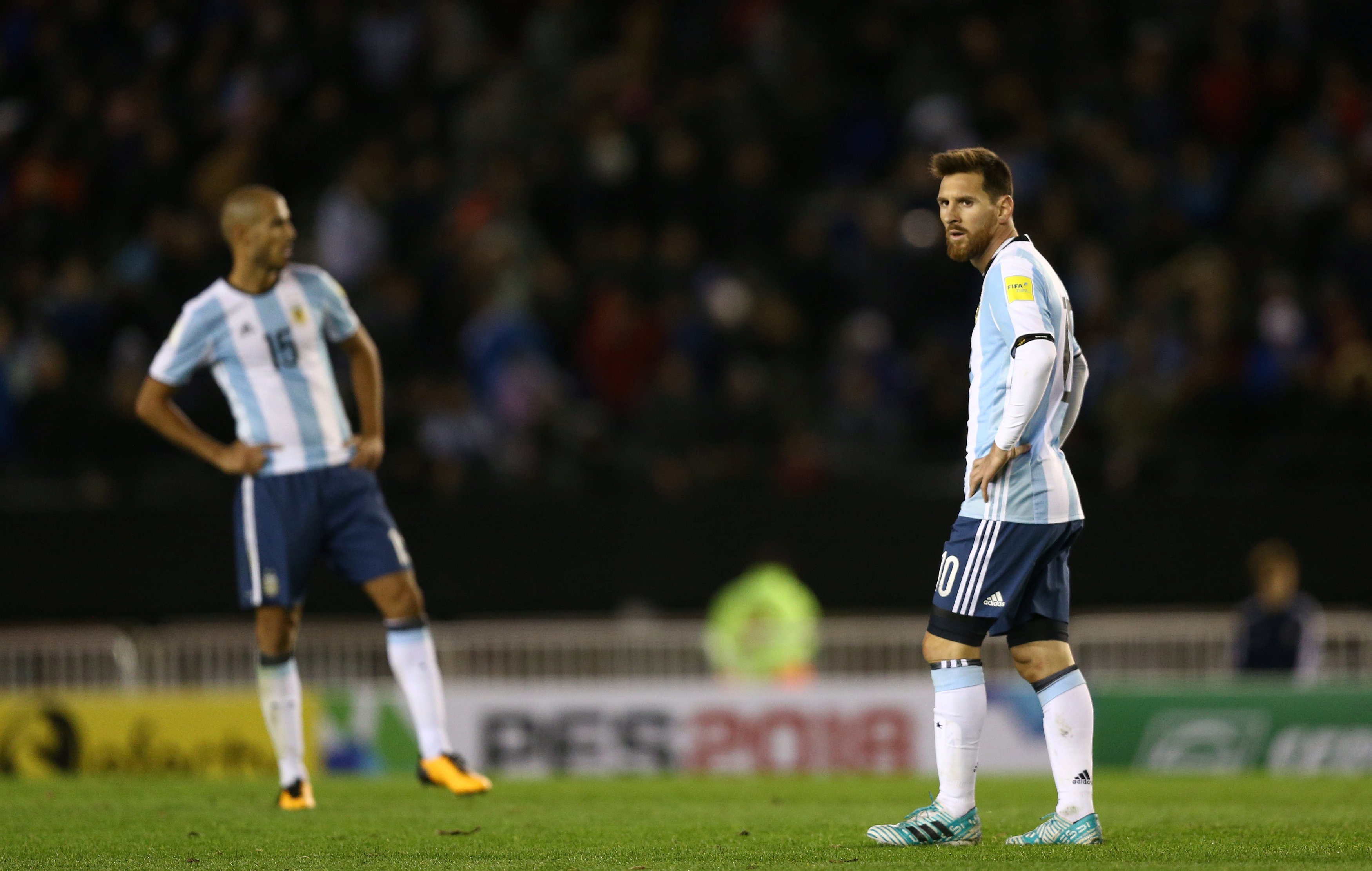 Football - Coupe du monde - Comment va l'Argentine ?