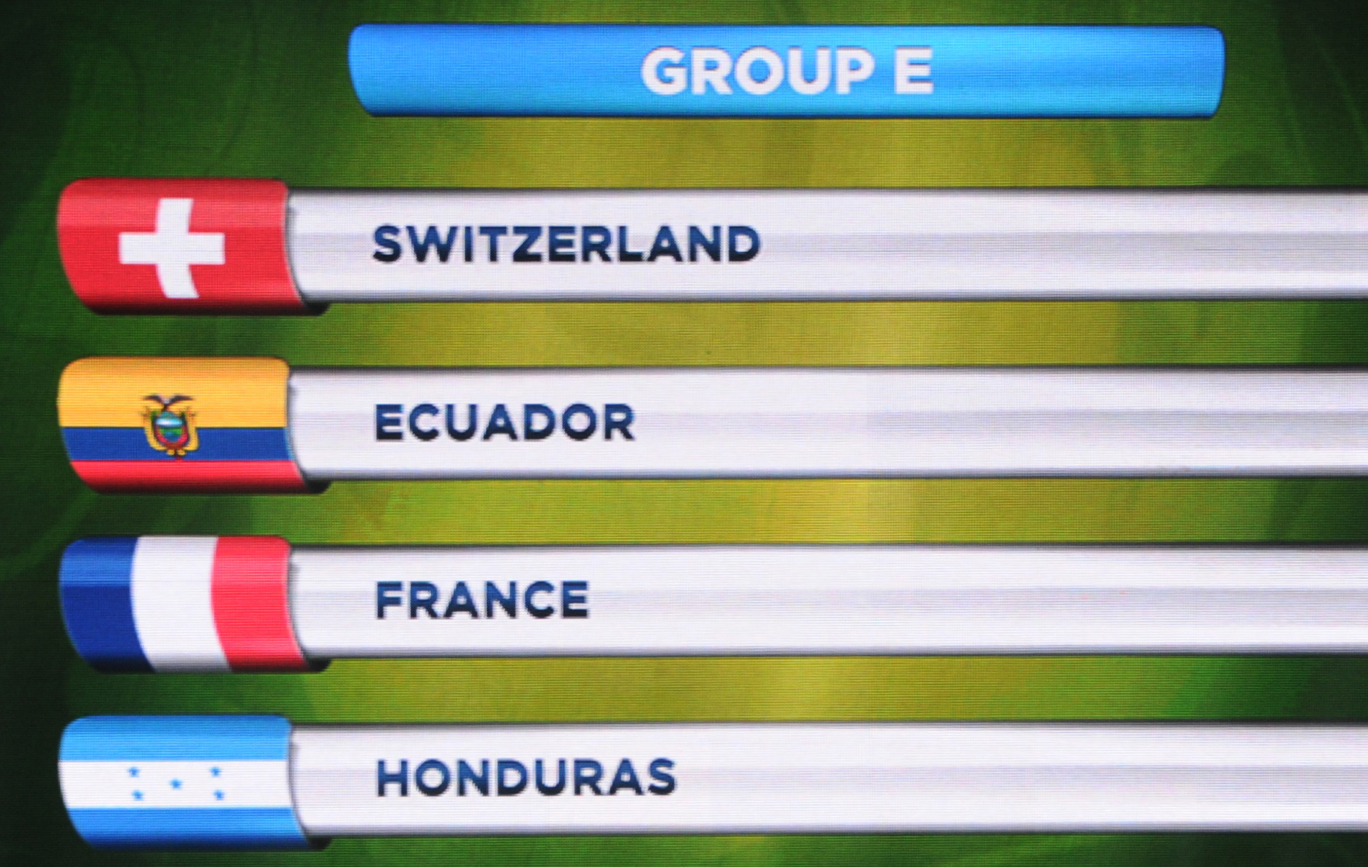 Coupe du monde 2014 revivez le tirage au sort 2014 - Tirage au sort coupe du monde rugby 2015 ...