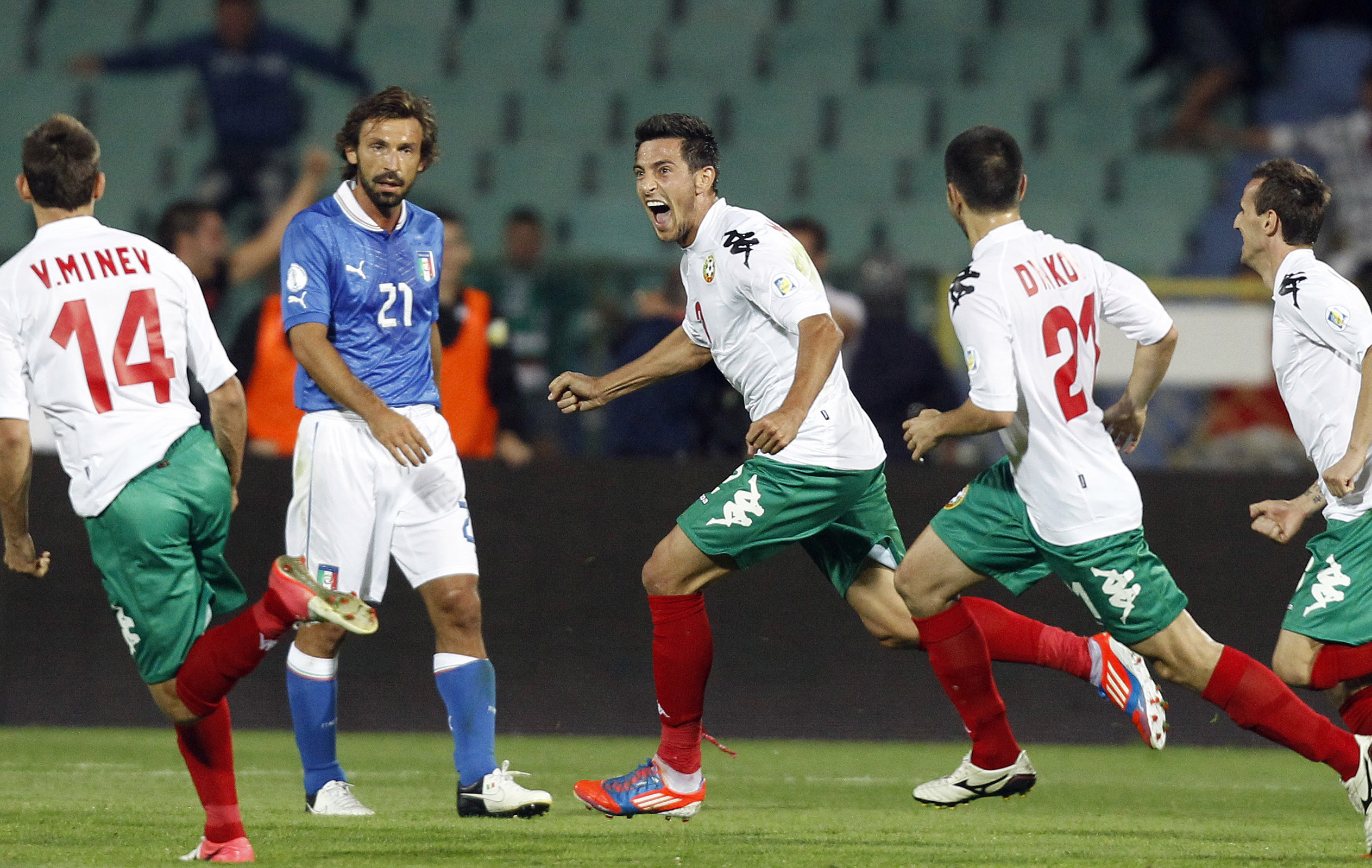 L 39 italie coince le portugal a trembl coupe du monde - Qualification portugal coupe du monde ...