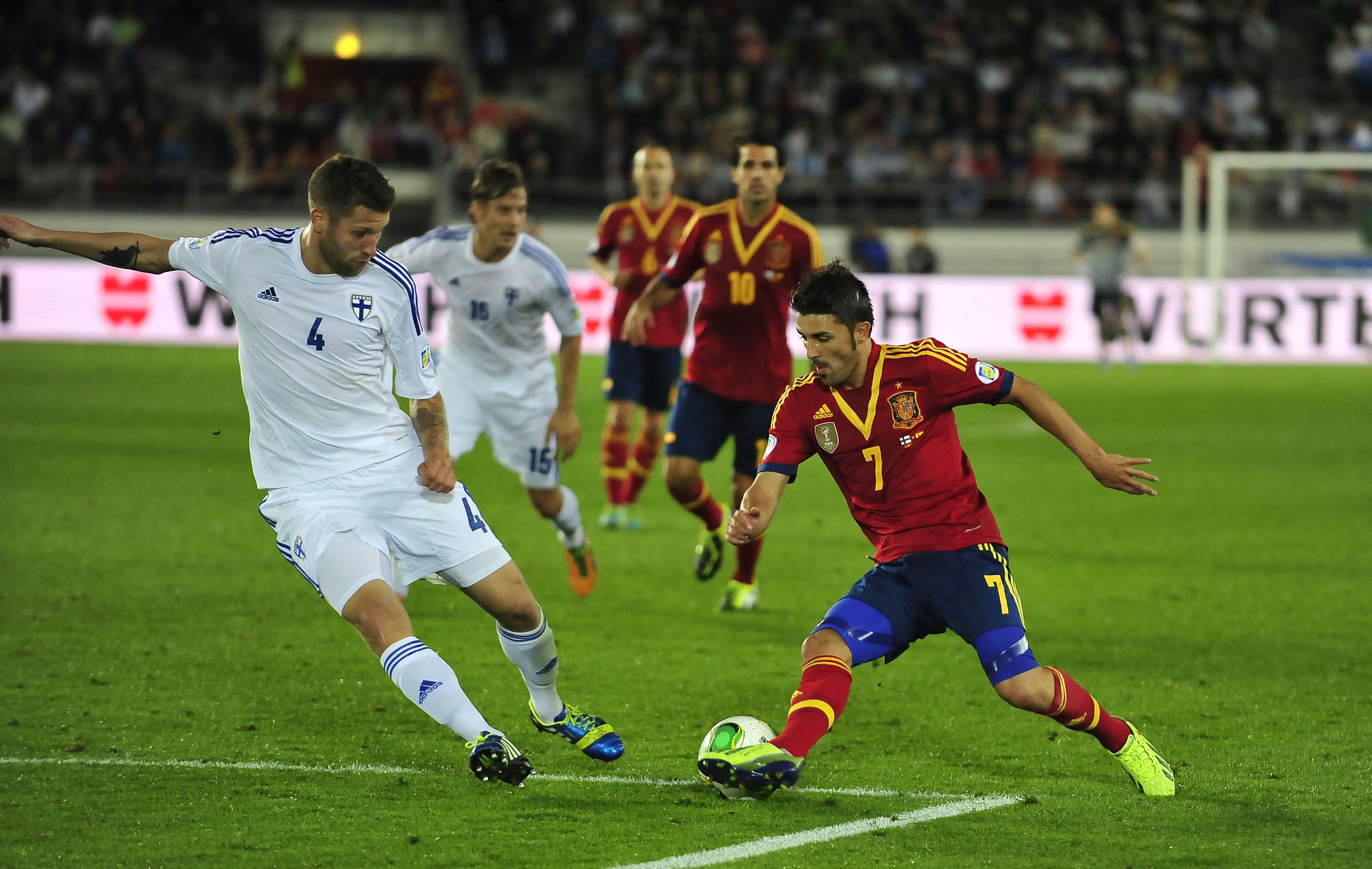 La roja fait le boulot coupe du monde football - Jeux de football coupe du monde 2014 ...