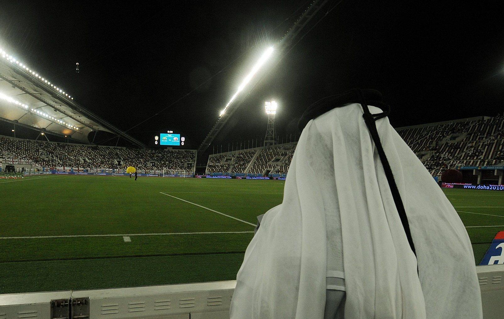 Le qatar voit grand coupe du monde football - Qatar football coupe du monde ...