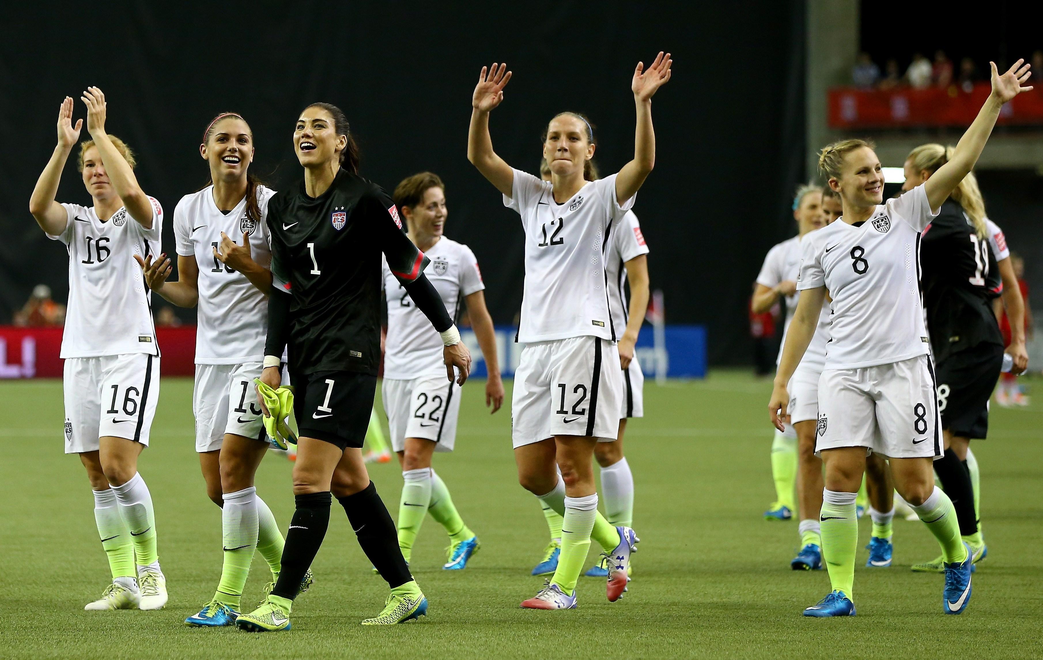 Les etats unis retenteront leur chance en finale coupe du monde football - Coupe du monde etats unis ...