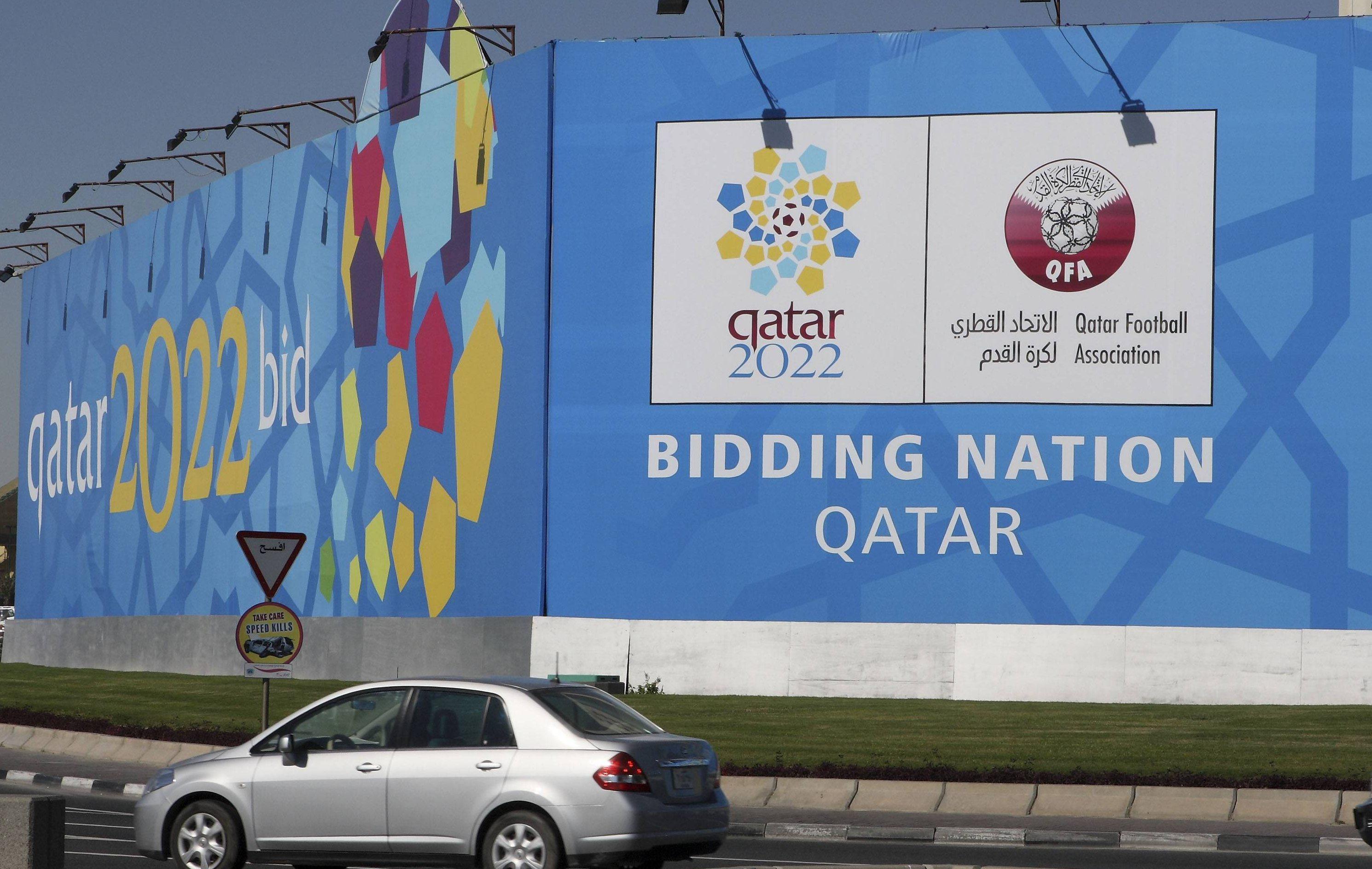 Mondial 2022 le conseil de l 39 europe conteste le choix du - Qatar football coupe du monde ...