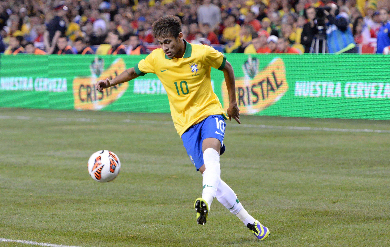 Neymar cr e la pol mique au br sil 2014 br sil coupe du monde football - Jeux de football coupe du monde 2014 ...