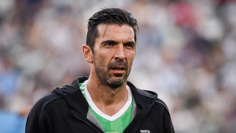Football - Coupe du monde - Rakitic veut envoyer Buffon au Mondial à sa place, l'Italien lui répond