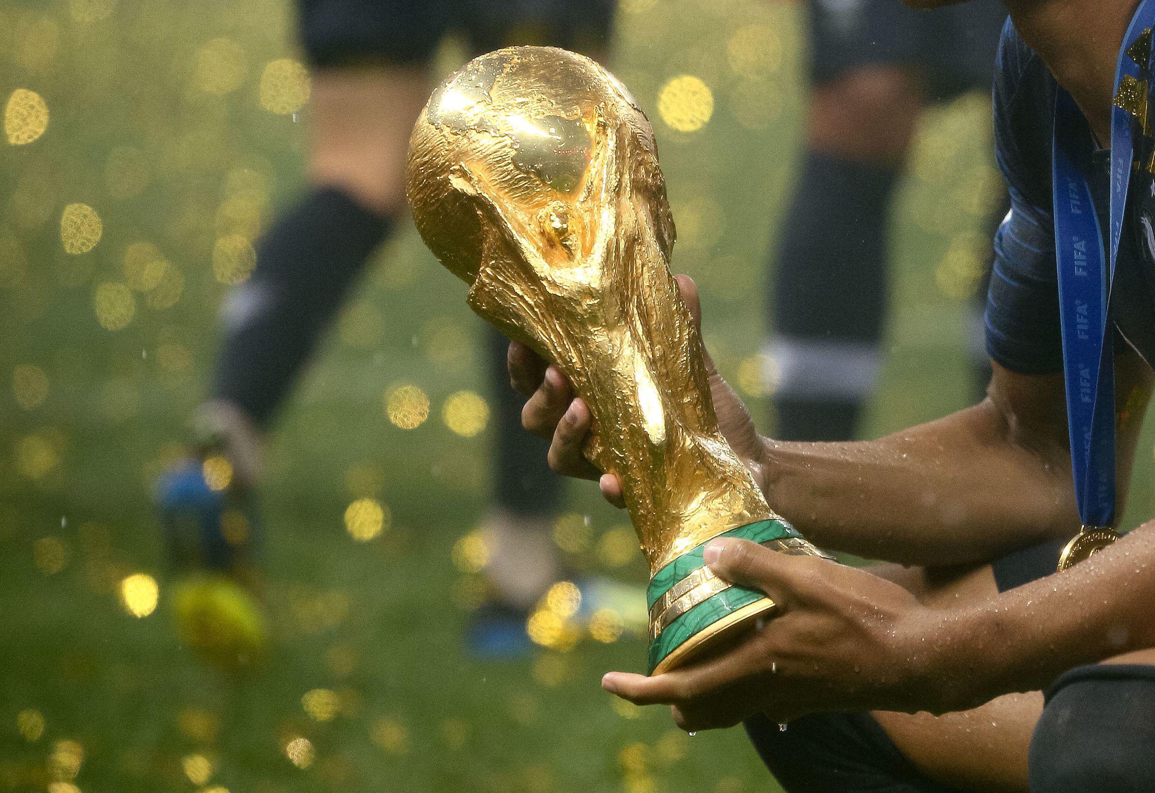 Football - Coupe du monde - Suspension des athlètes russes : La Fifa temporise pour le Mondial 2022