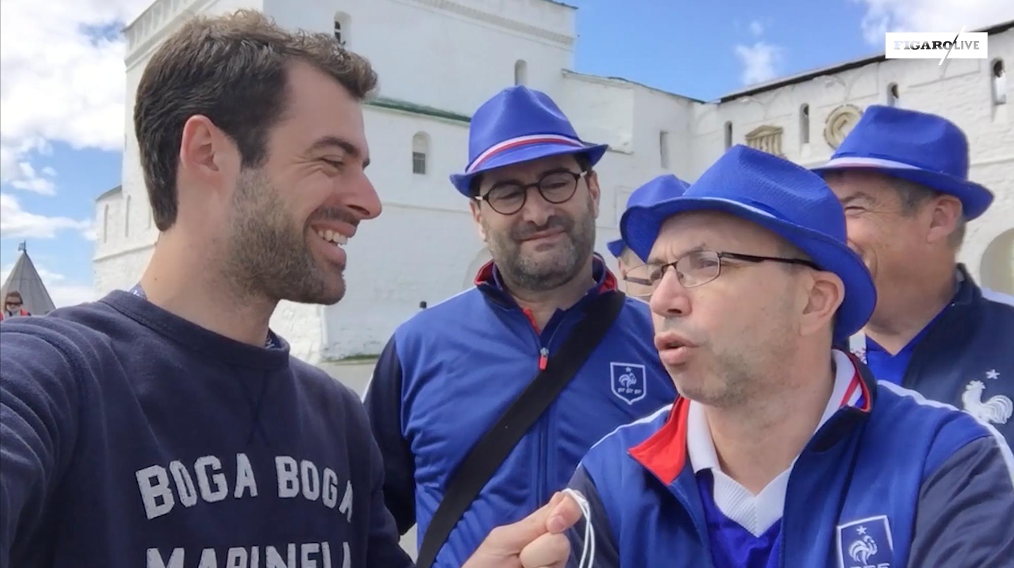Football - Coupe du monde - Vous allez adorer Kazan, la ville du premier match des Bleus