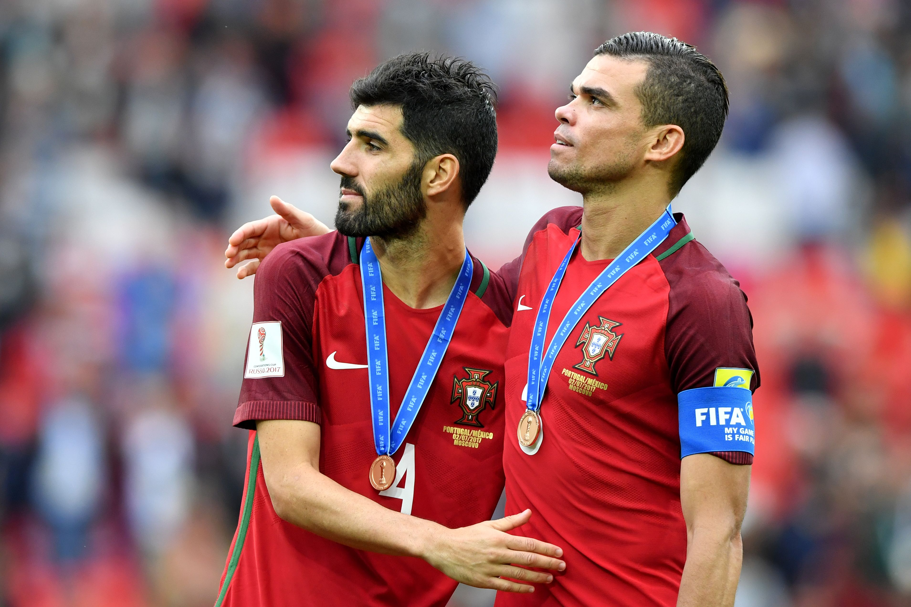 Un penalty offre le podium au portugal coupe des - Coupe du portugal football ...