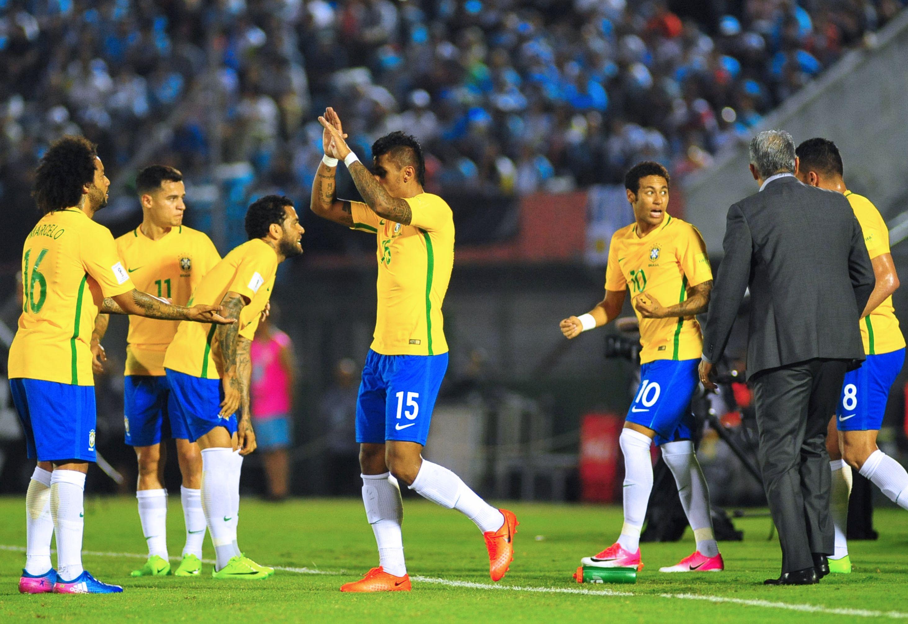 Comment le br sil est redevenu une machine gagner - Resultat foot eliminatoire coupe du monde ...