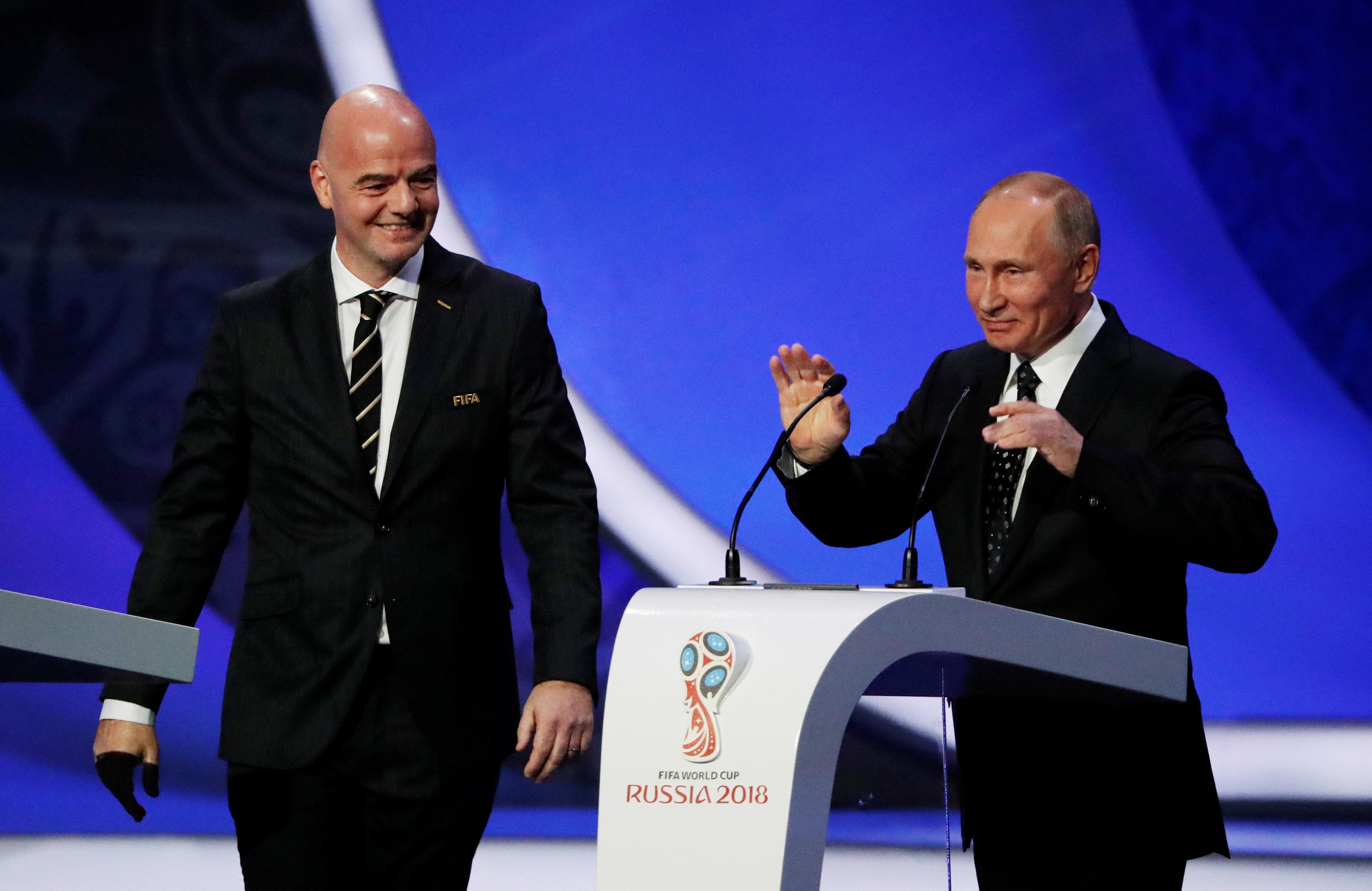 A moscou la f te n a pas eu lieu russie 2018 coupe du monde football - Lieu coupe du monde 2018 ...