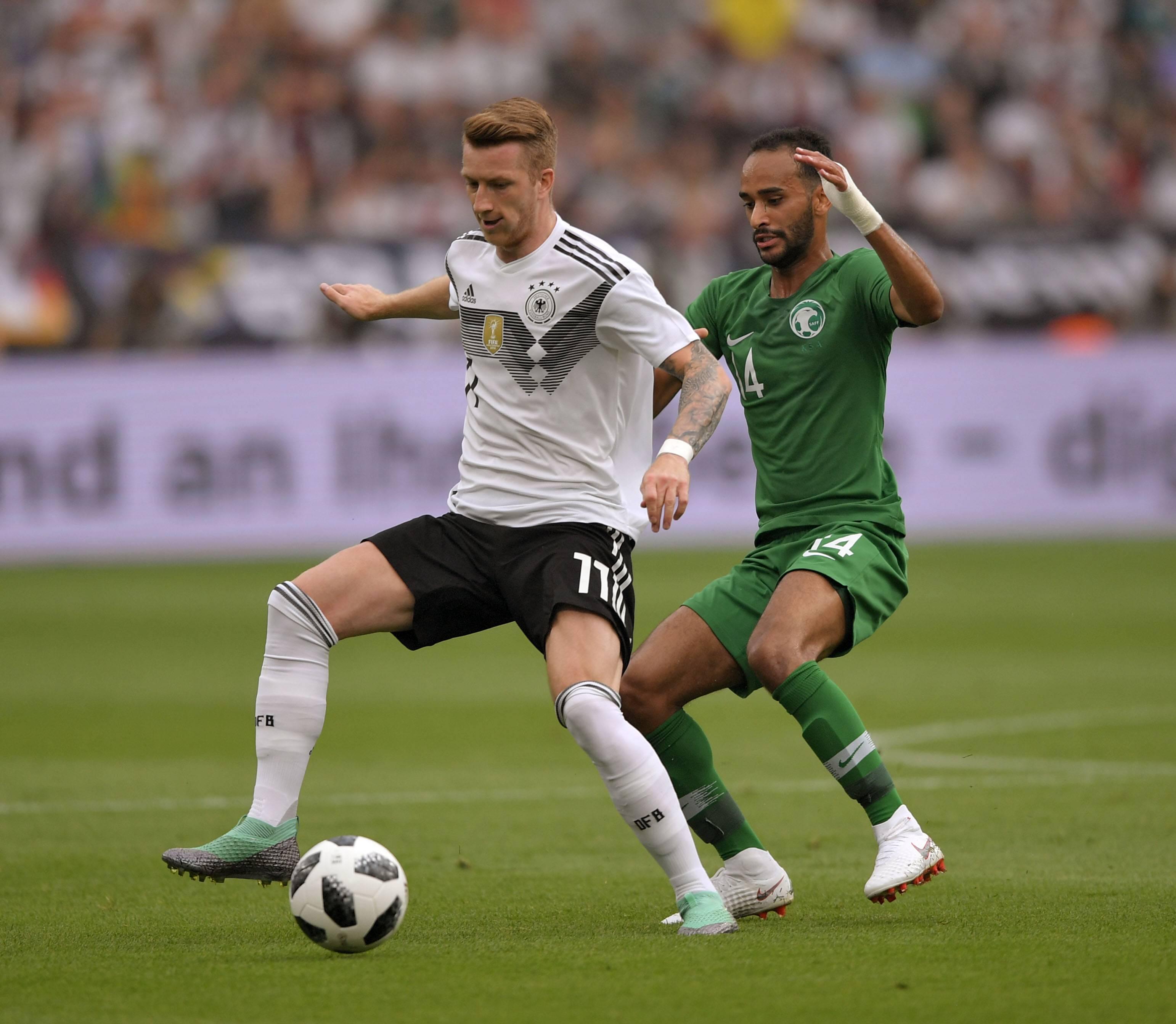 Coupe Du Monde 2018 Football Fifa Russie: Allemagne : Marco Reus, Un Mondial Pour Tout Oublier