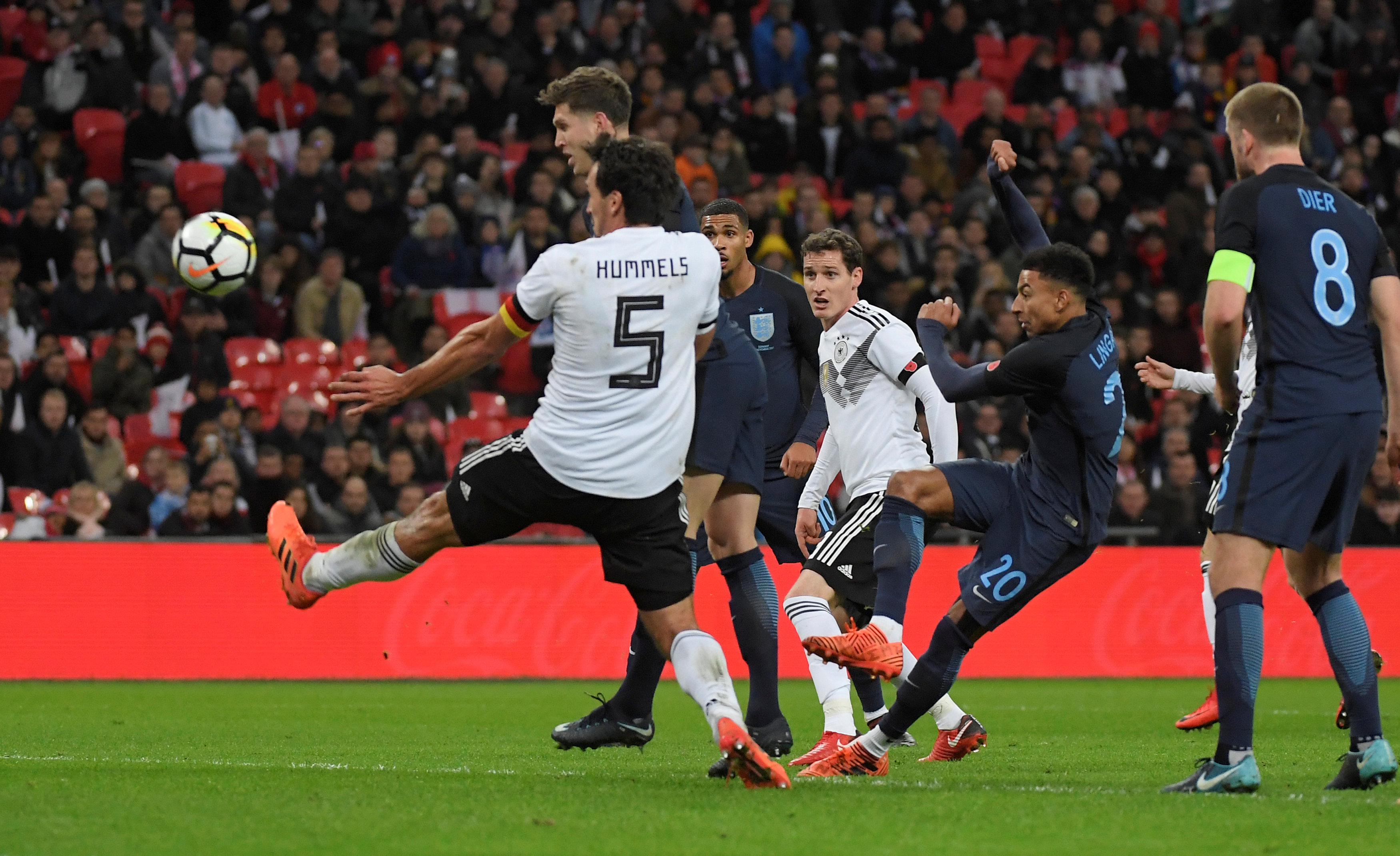Amical l 39 angleterre et l 39 allemagne se neutralisent russie 2018 coupe du monde football - Resultat coupe angleterre ...