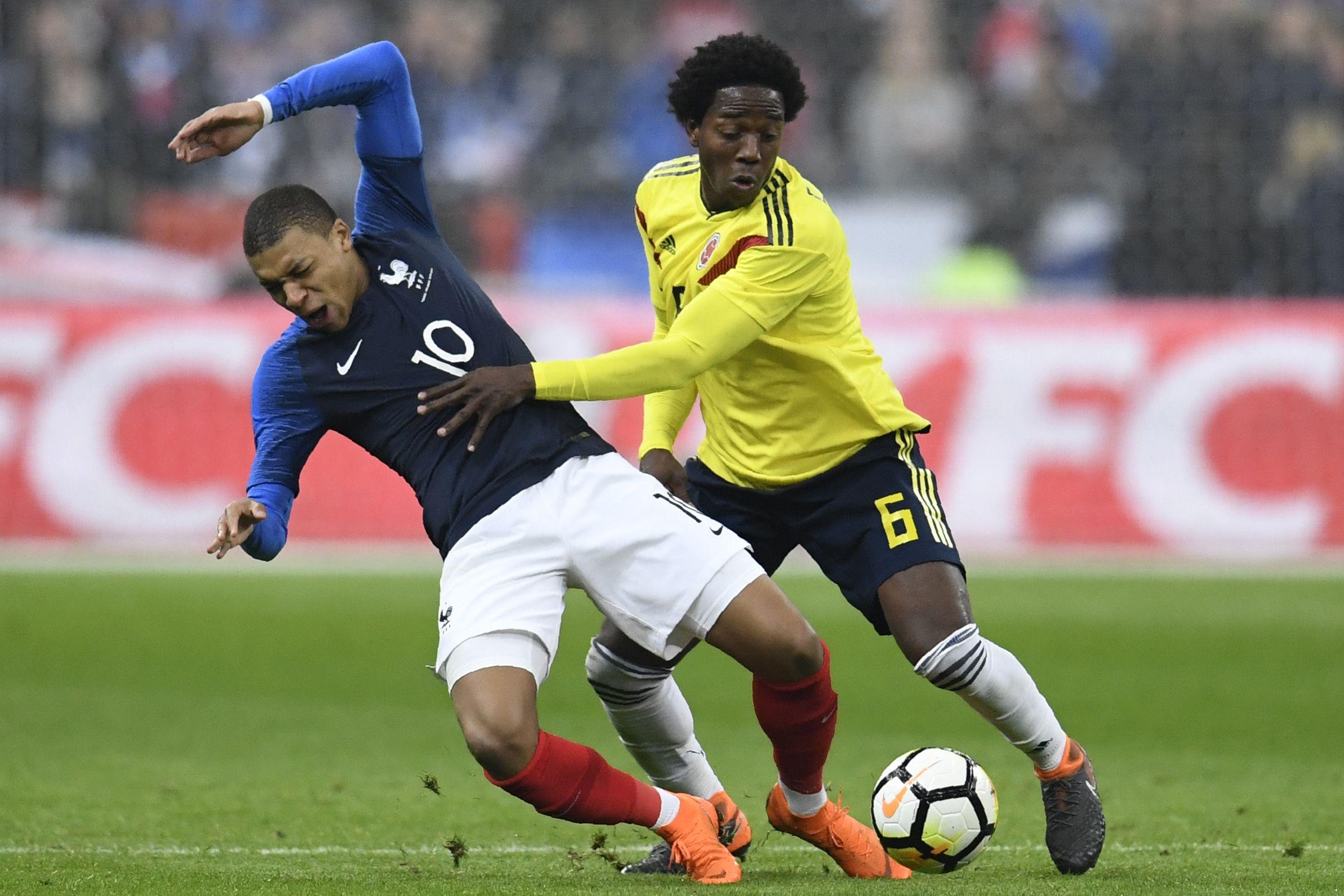 Au mondial le talent des bleus ne suffira pas russie 2018 coupe du monde football - Coupe du monde resultats ...