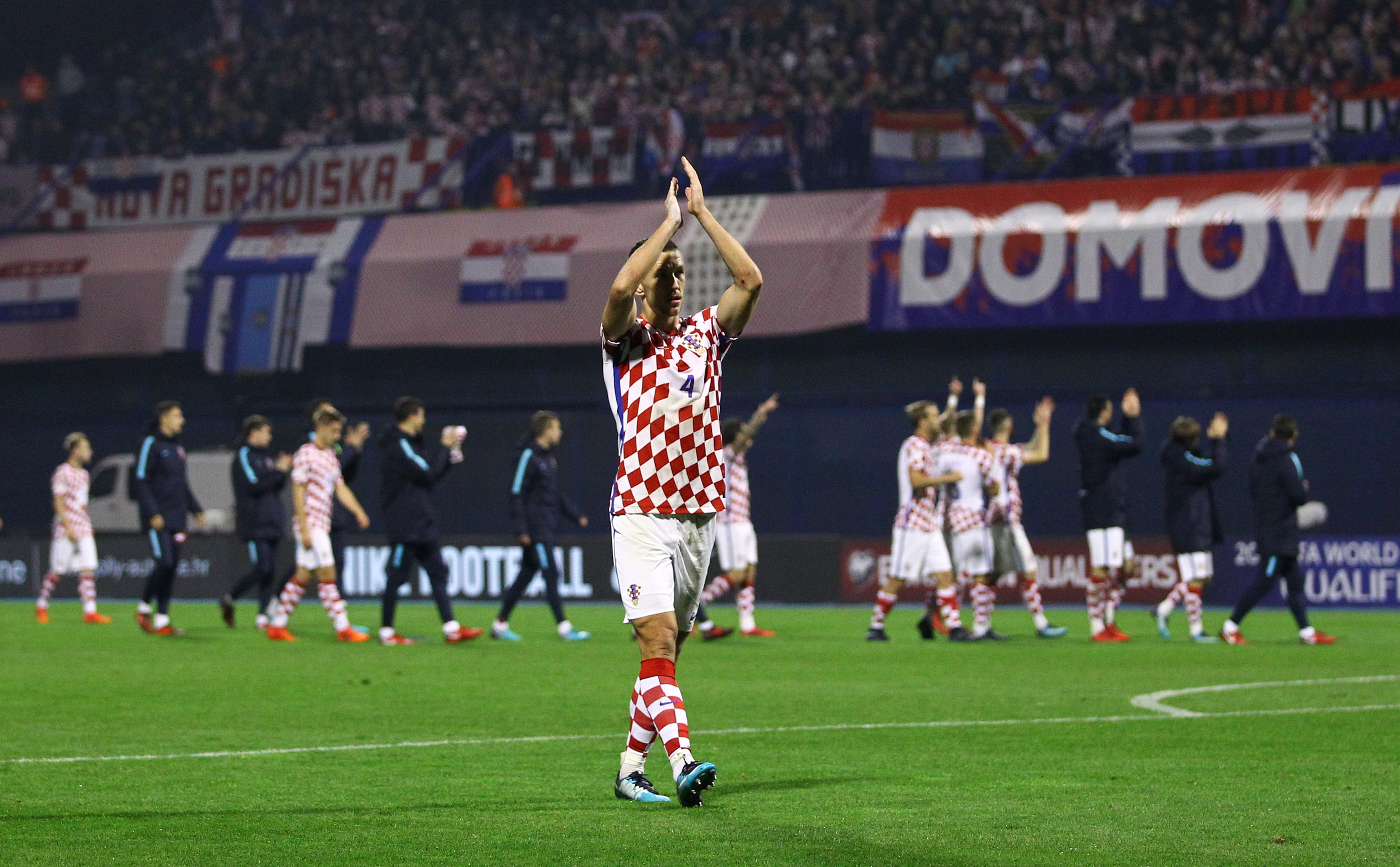 Barrages mondial 2018 la croatie surclasse la gr ce - Calendrier coupe du monde de handball ...