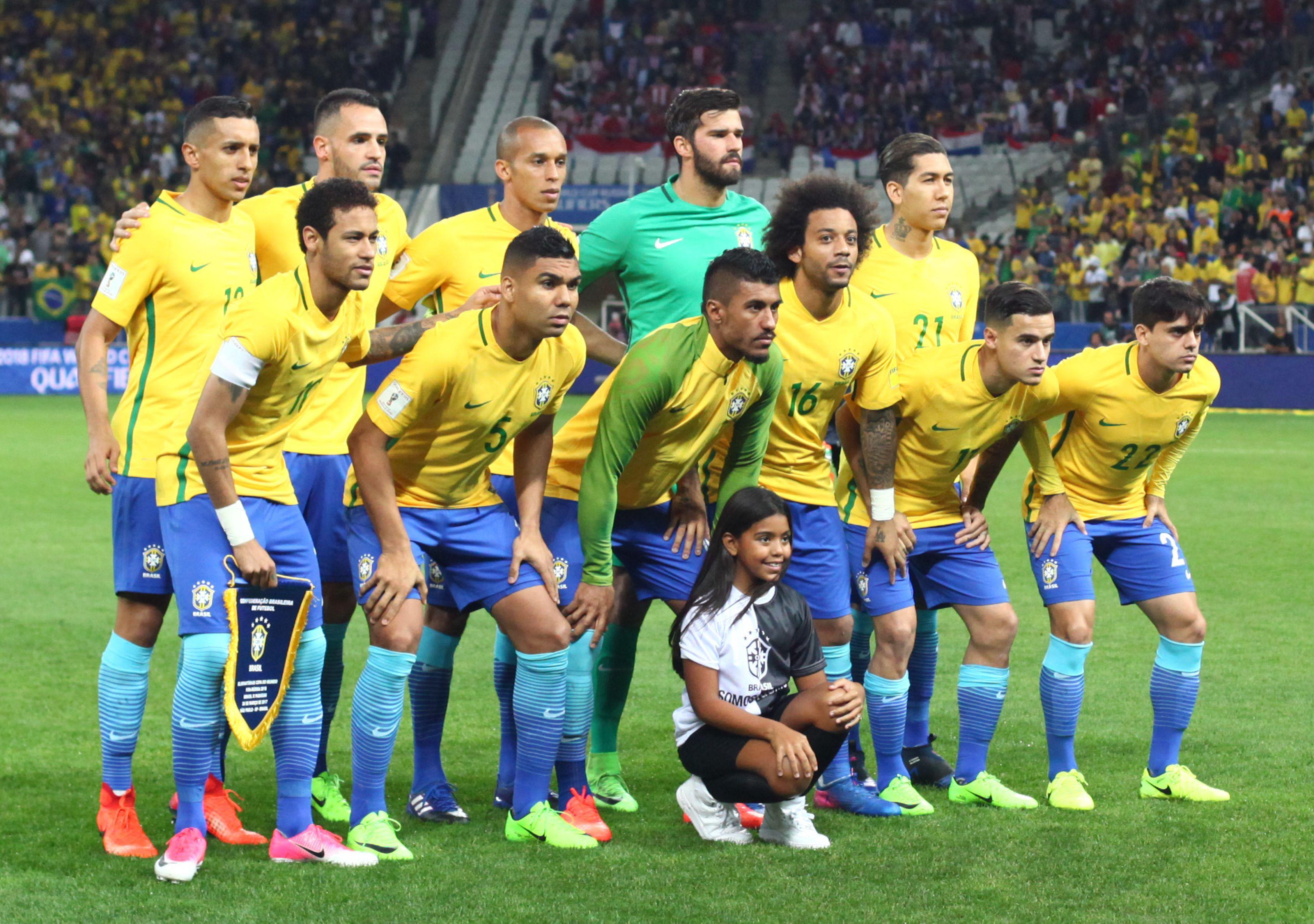 Classement fifa le br sil retrouve enfin les sommets la france reste 6e russie 2018 coupe - Coupe du monde 2018 football ...