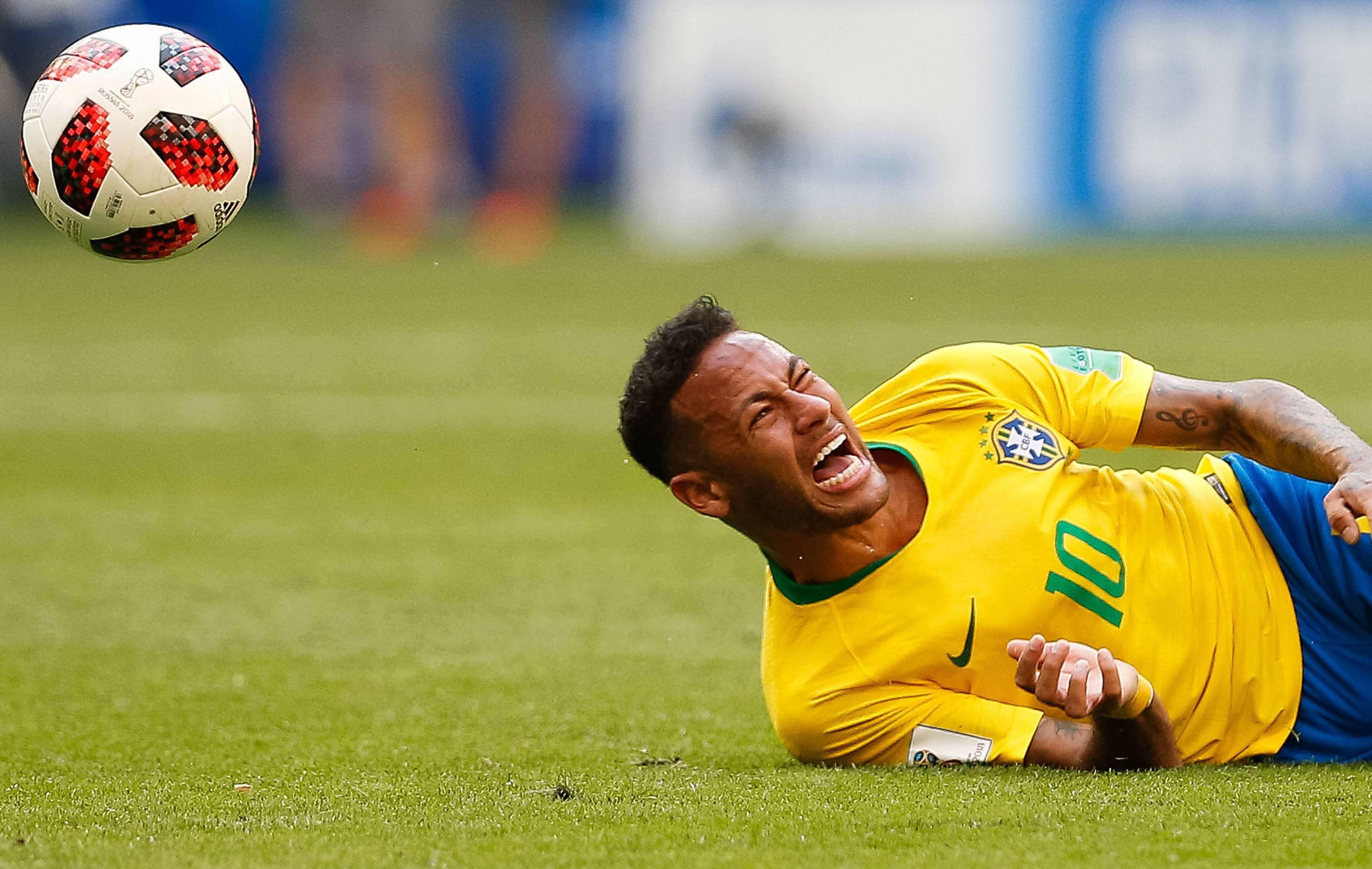 Coupe du monde 2018 neymar artiste patent mais star raill e russie 2018 coupe du monde - Coupe du monde 2018 football ...