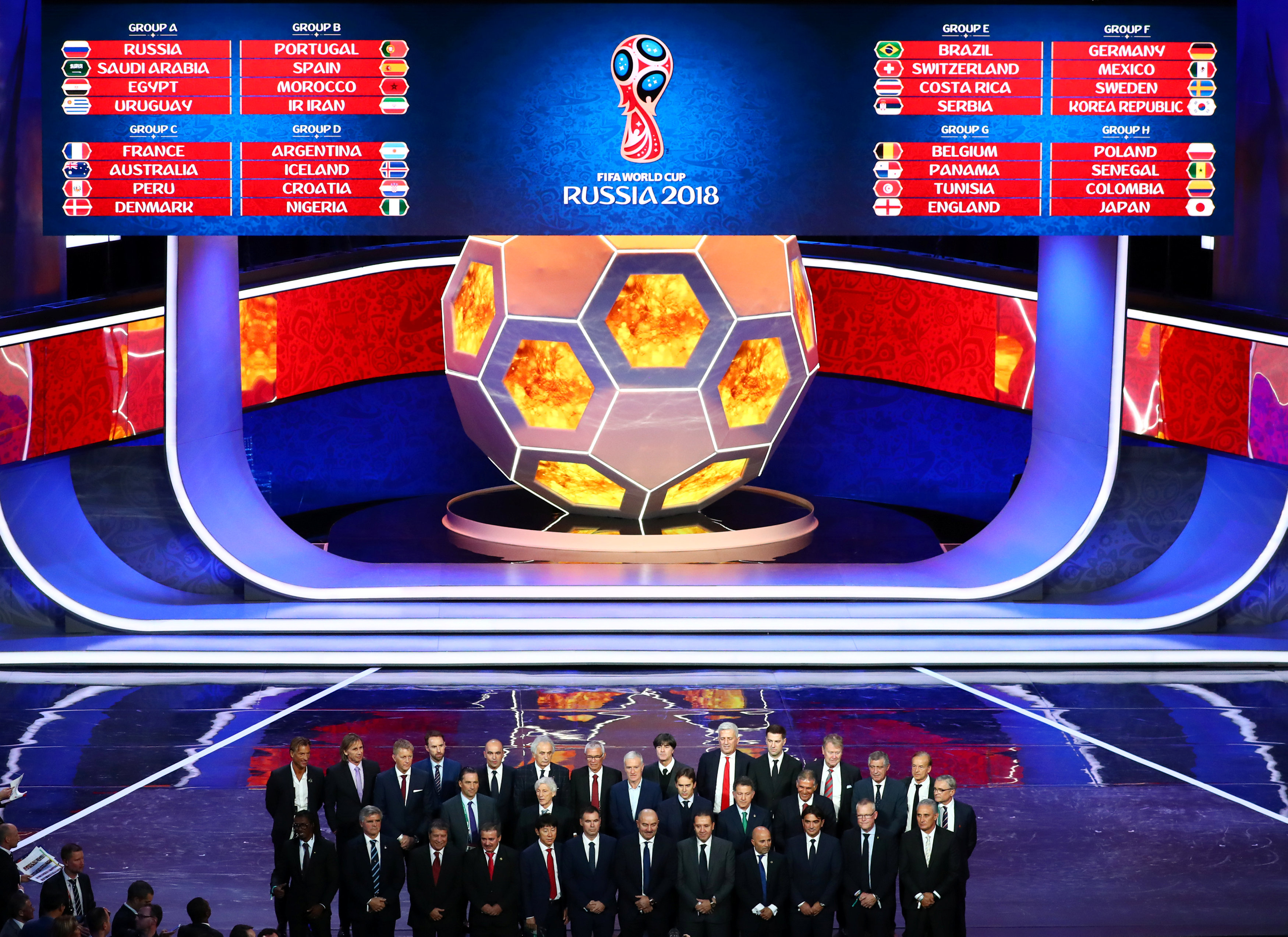 Calendrier Fifa Coupe Du Monde 2020.Coupe Du Monde 2018 Le Calendrier Complet Et Toutes Les