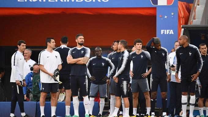 Football - Coupe du monde - Coupe du monde 2018 : cinq questions autour de France-Pérou