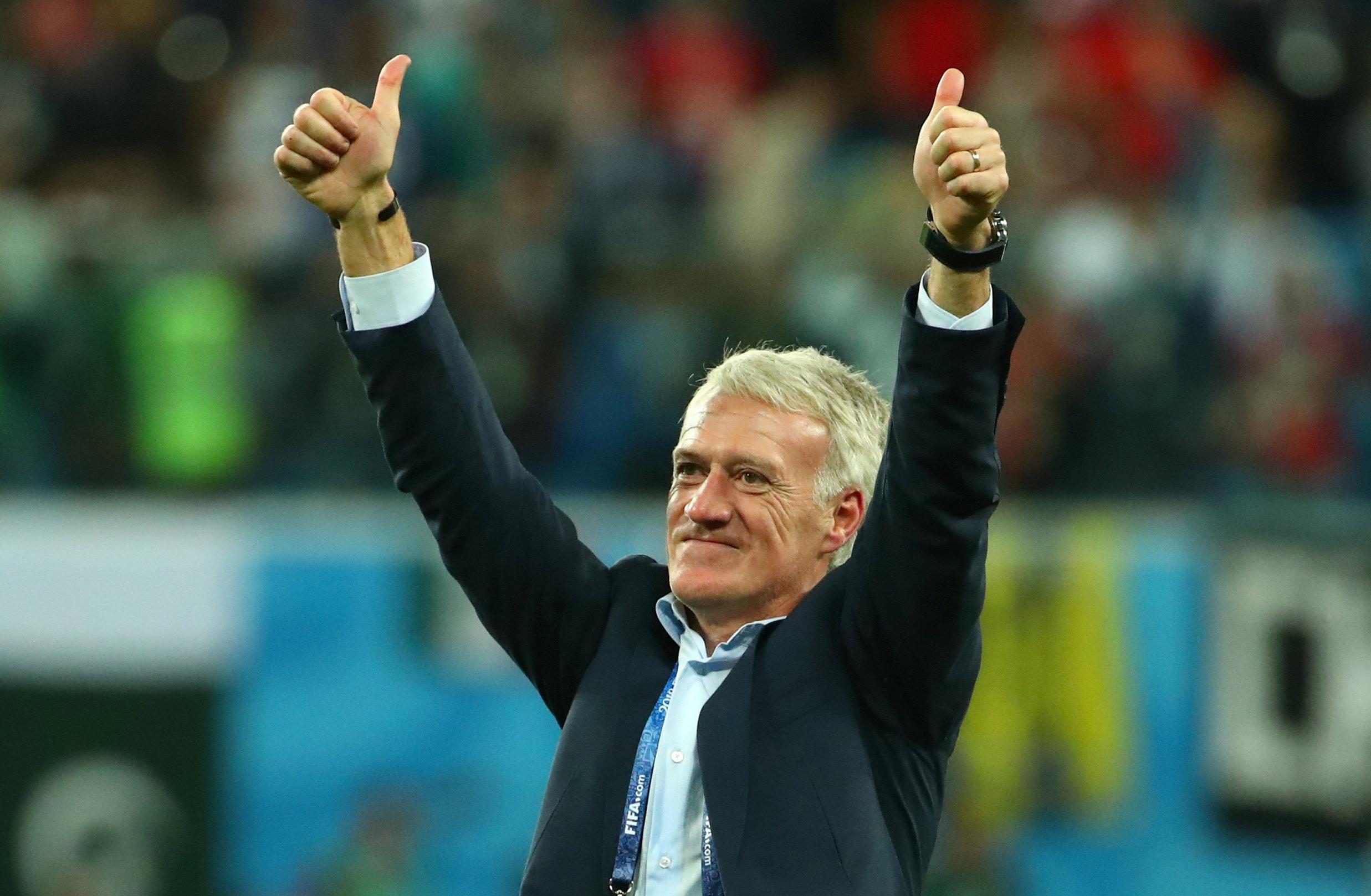 Football - Coupe du monde - Coupe du monde 2018 : Didier Deschamps, la victoire en héritage
