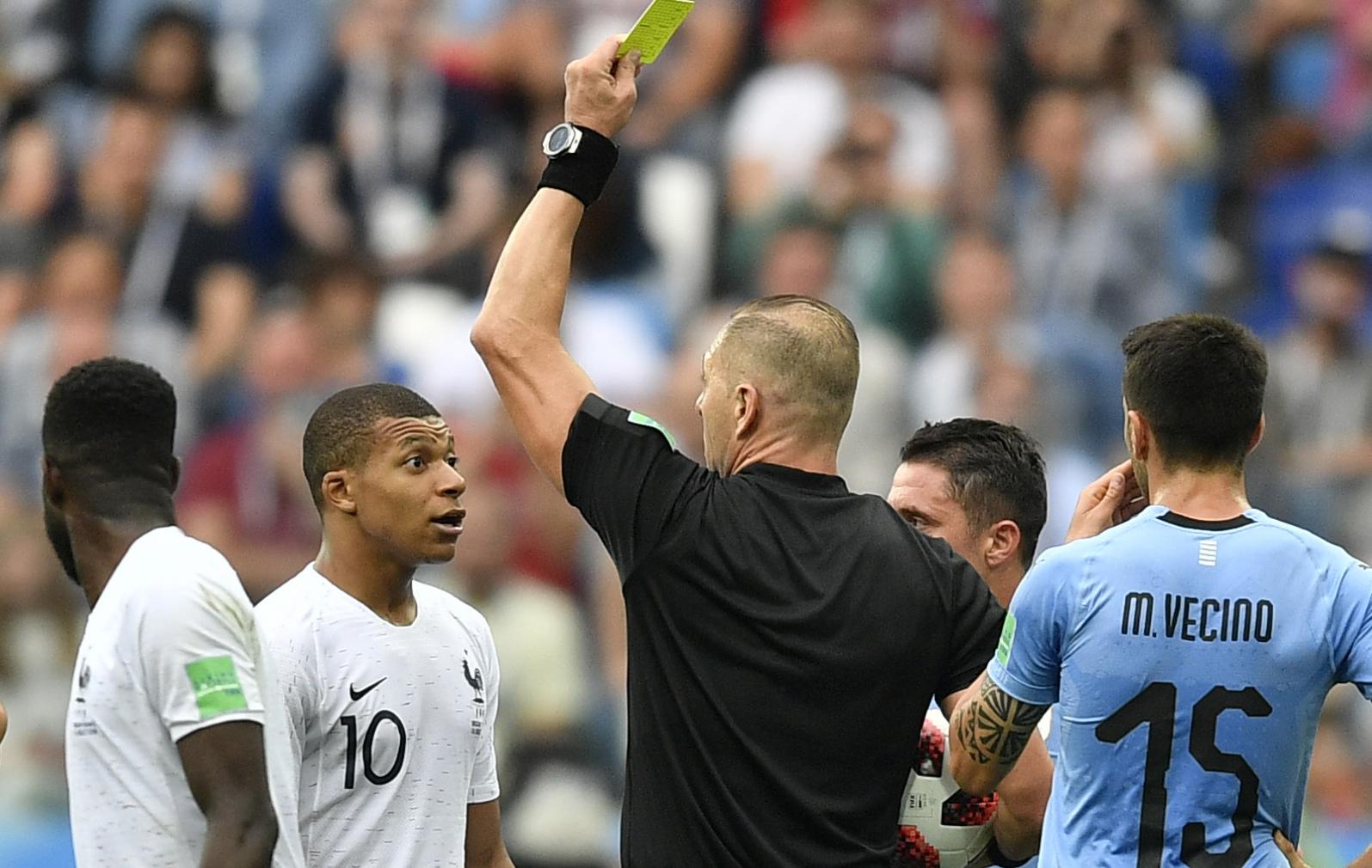 Coupe du monde 2018 en finale mbapp retrouvera l - Arbitre finale coupe du monde rugby 2011 ...