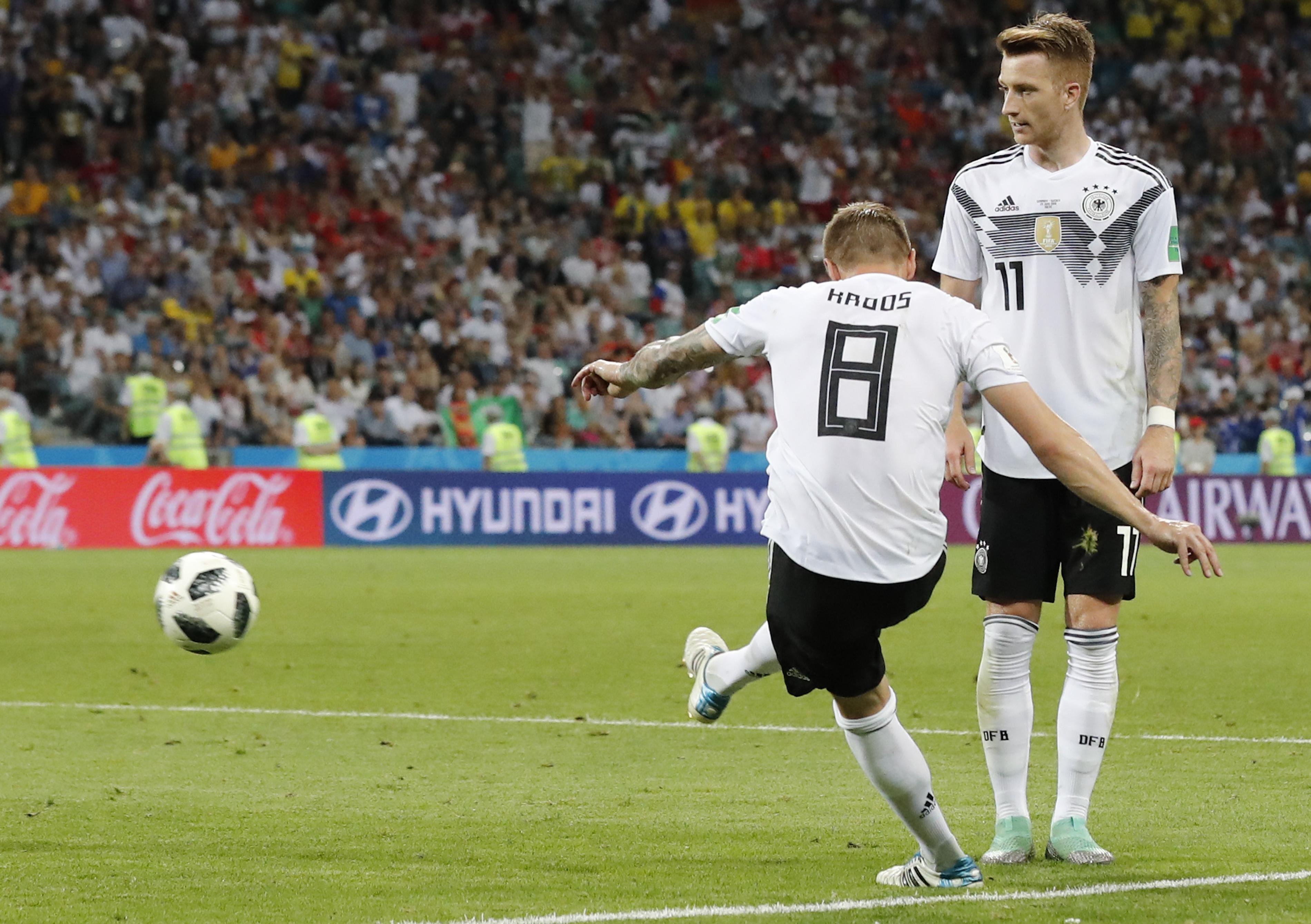 Football - Coupe du monde - Coupe du monde 2018 : Kroos, de zéro à héros