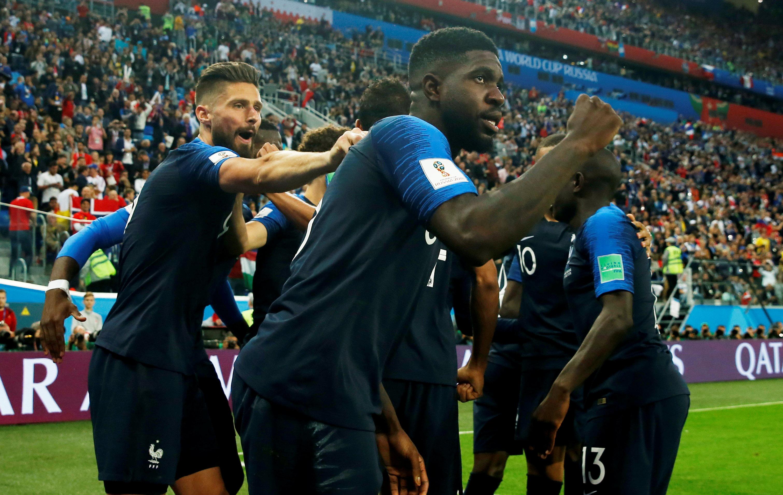 Coupe du monde 2018 h ro ques face la belgique les bleus peuvent r ver d 39 une 2e toile - Coupe du monde resultats ...