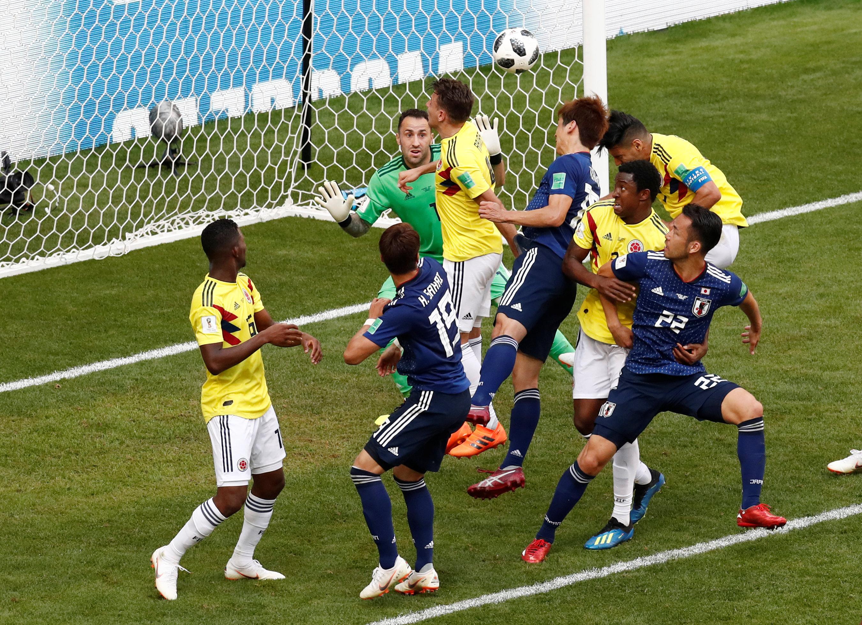 Football - Coupe du monde - Coupe du monde 2018 : les buts et résumé de Colombie-Japon