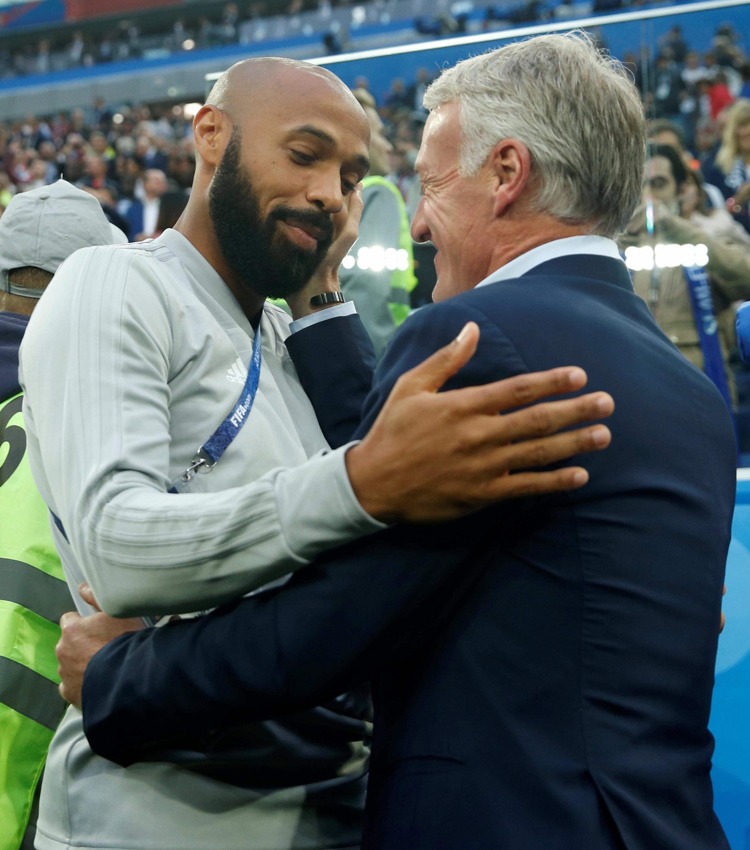 Coupe du monde 2018 les plus beaux clich s de france belgique russie 2018 coupe du monde - Le plus beau coup franc du monde ...