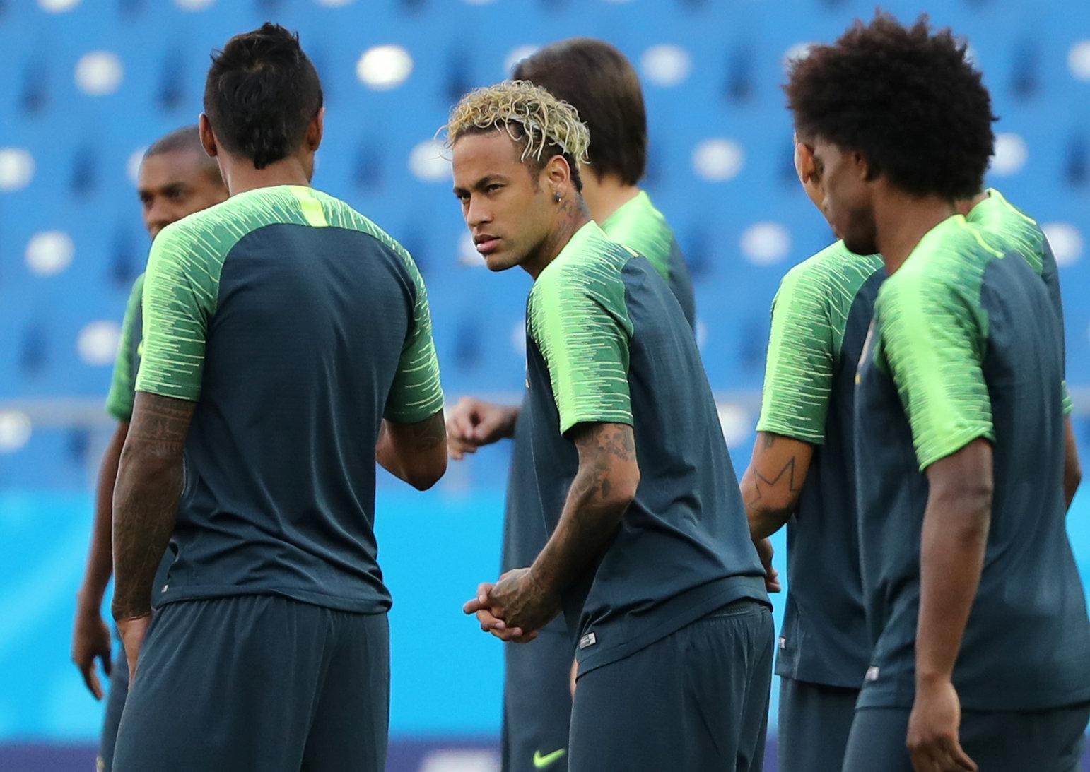 Coupe du monde 2018 neymar l heure de v rit russie 2018 coupe du monde football - Coupe du monde 2018 football ...
