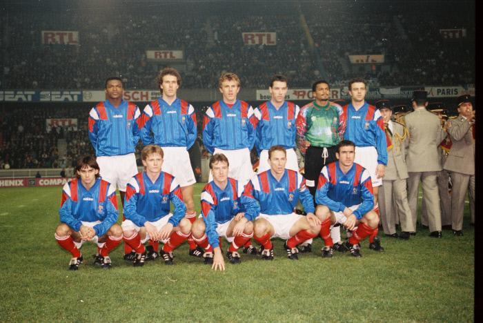 Foot cm 2018 les pays bas continuent d 39 esp rer apr s leur victoire en bi lorussie - Coupe du monde football 1994 ...