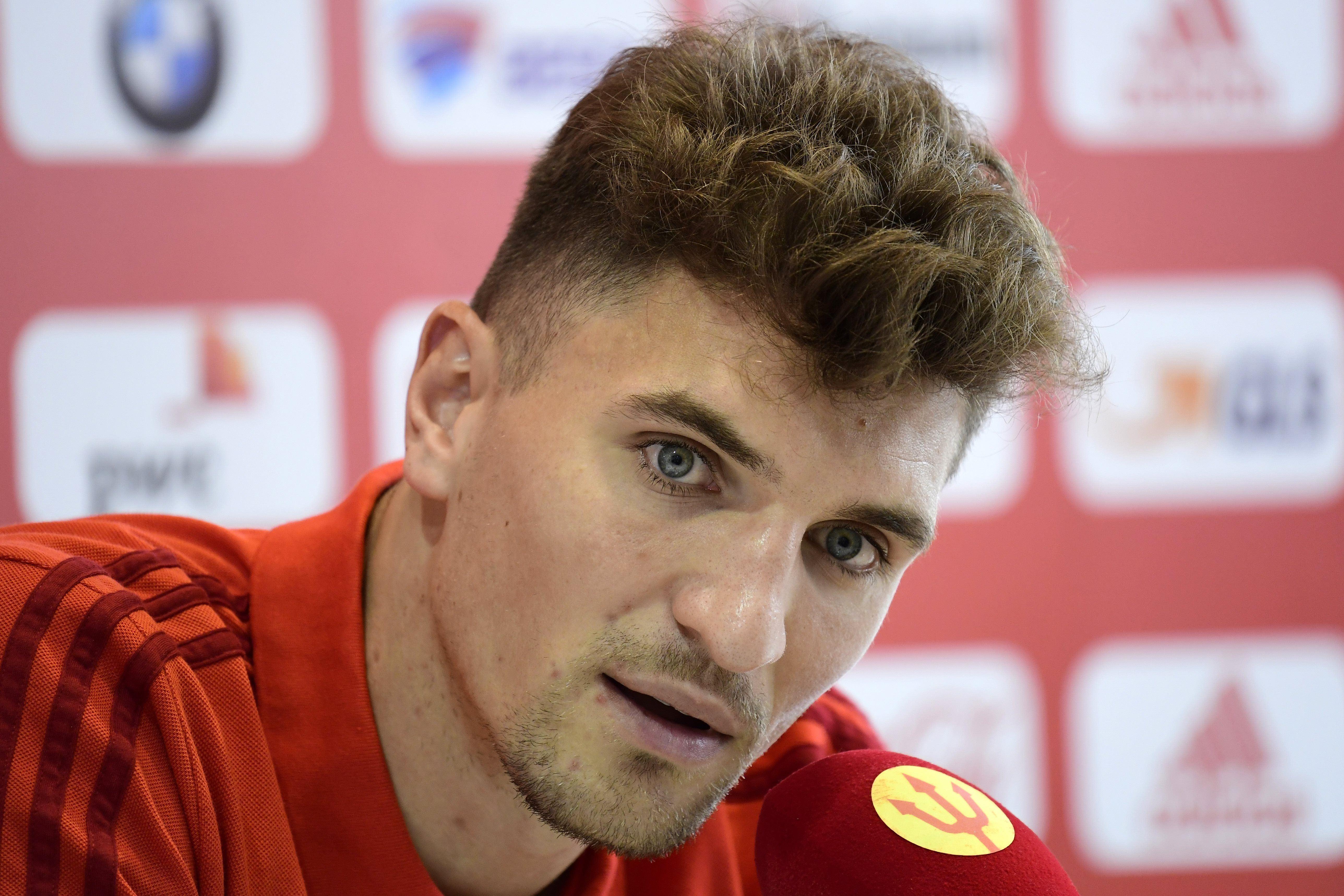 Football - Coupe du monde - Critiqué par Denis Brogniart, Thomas Meunier répond sèchement