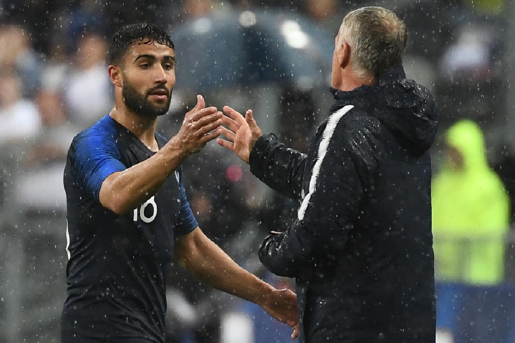 d cisif contre l irlande fekir gagne du cr dit russie 2018 coupe du monde football
