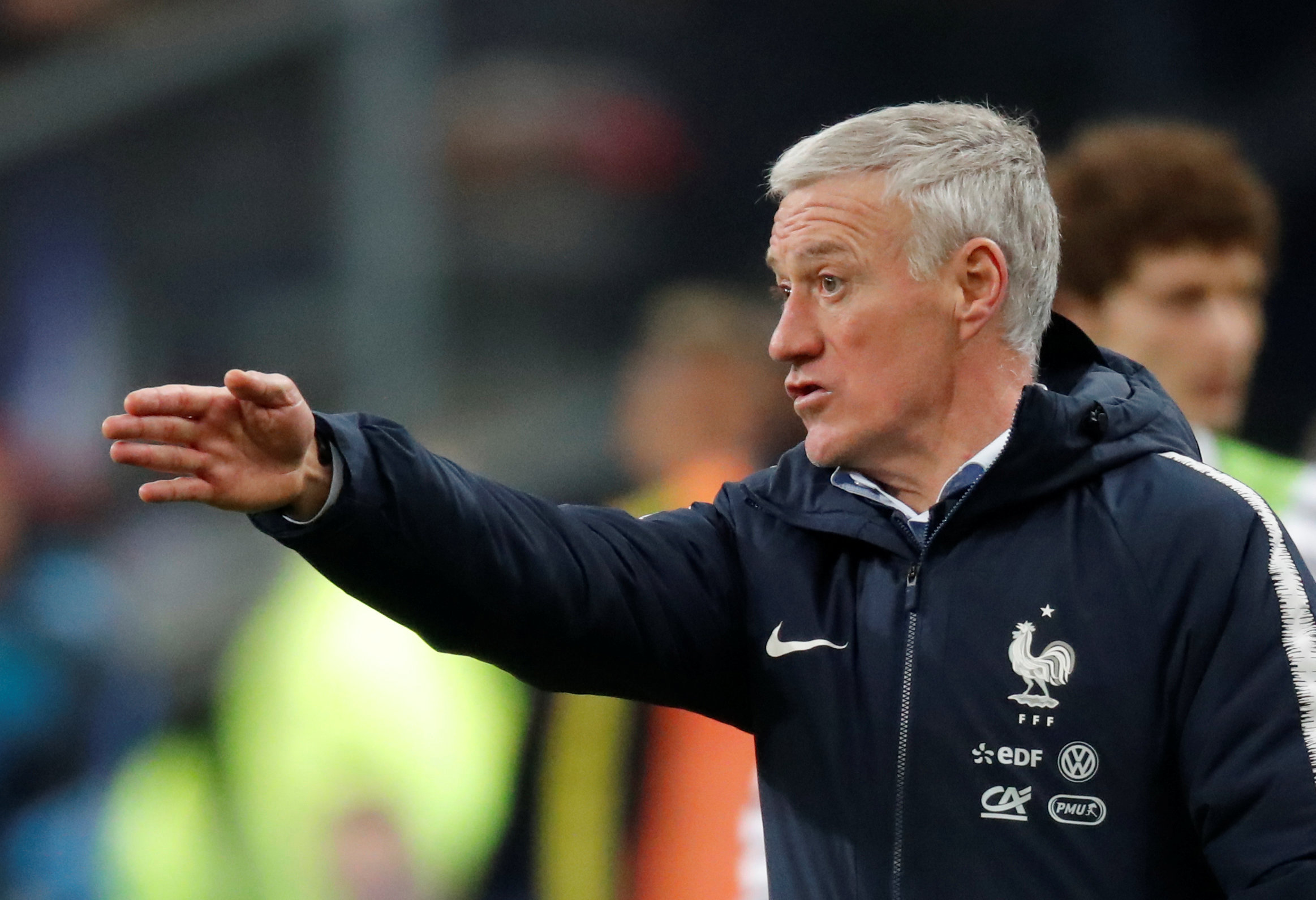 Football - Coupe du monde - Deschamps : «En seconde mi-temps, panne de courant»