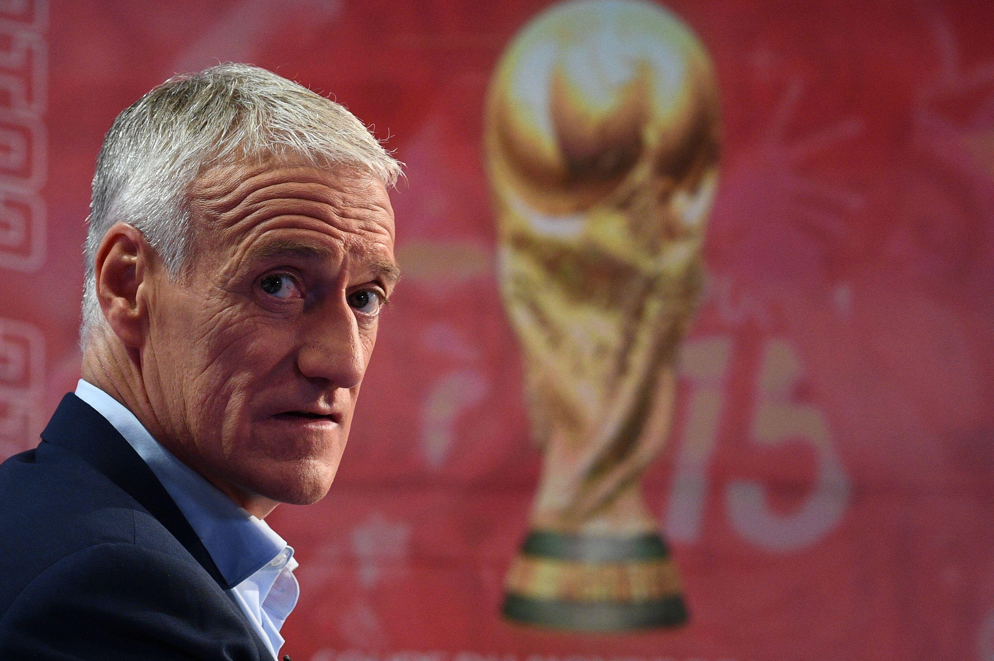 Football - Coupe du monde - Deschamps : «Pour quatorze joueurs, ça va être la découverte»