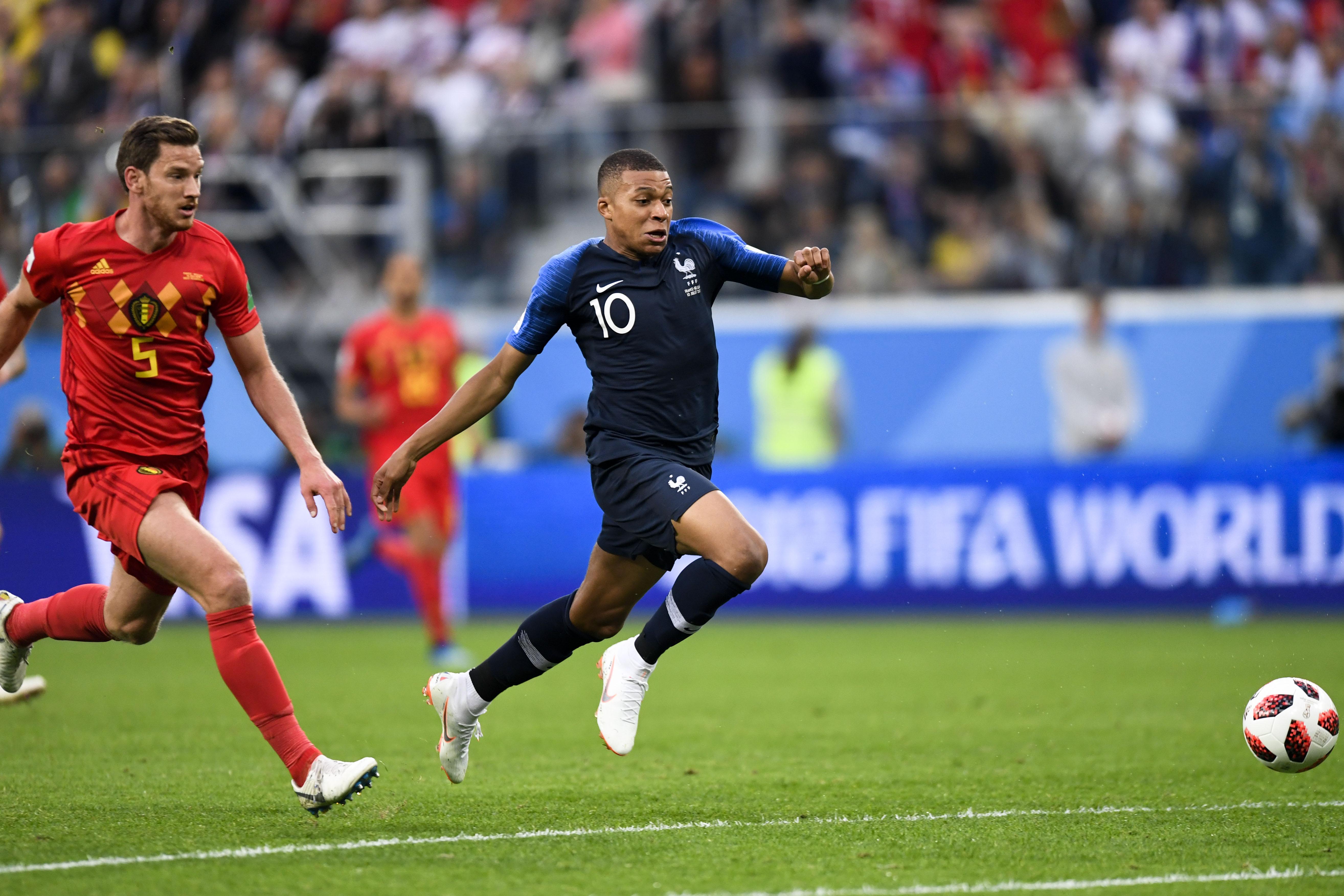 Football - Coupe du monde - Coupe du monde 2018  : Les chiffres à connaître avant la finale France-Croatie