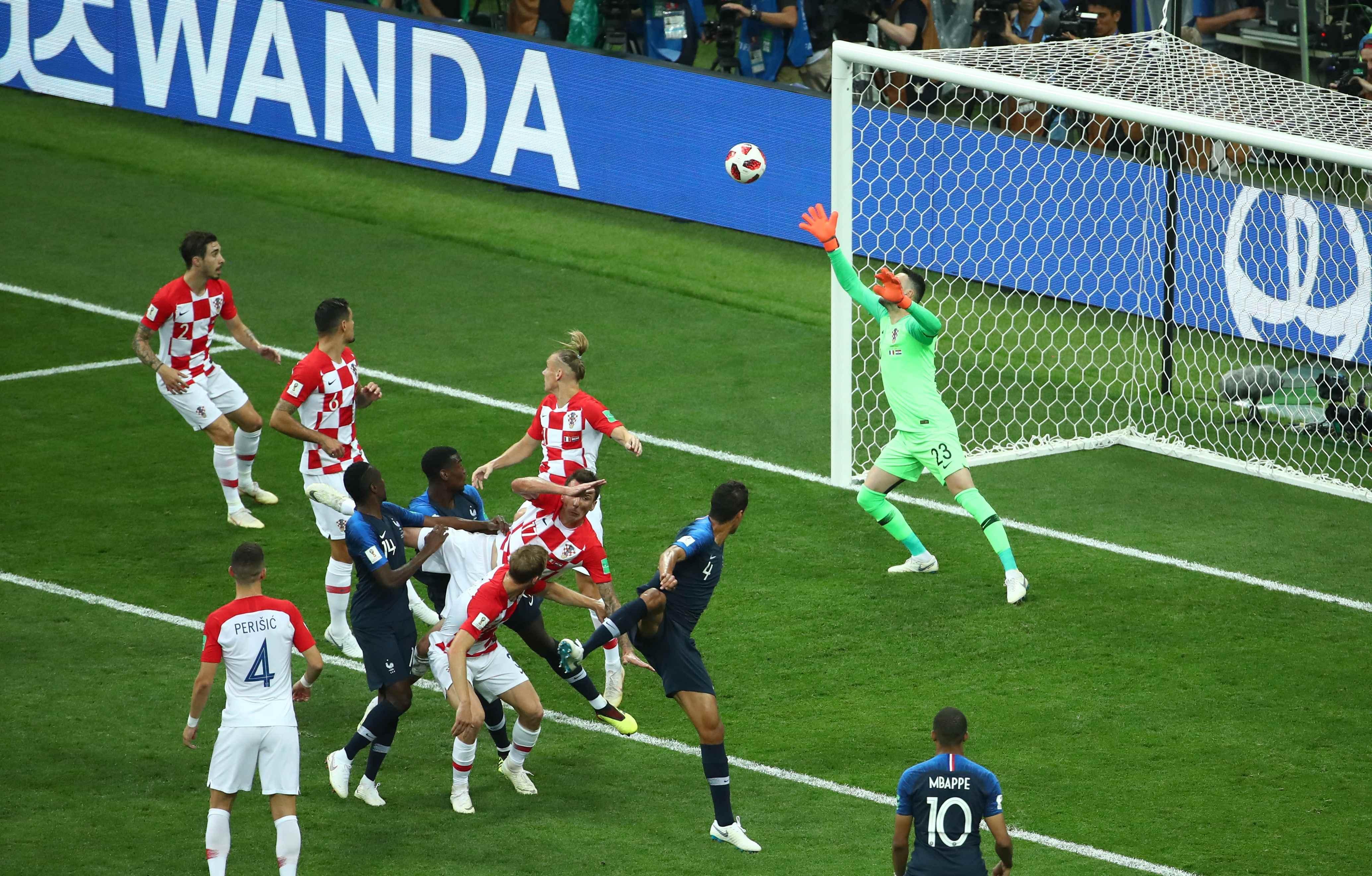 France croatie les buts et le r sum de la finale en - Tous les buts de la coupe du monde 2006 ...